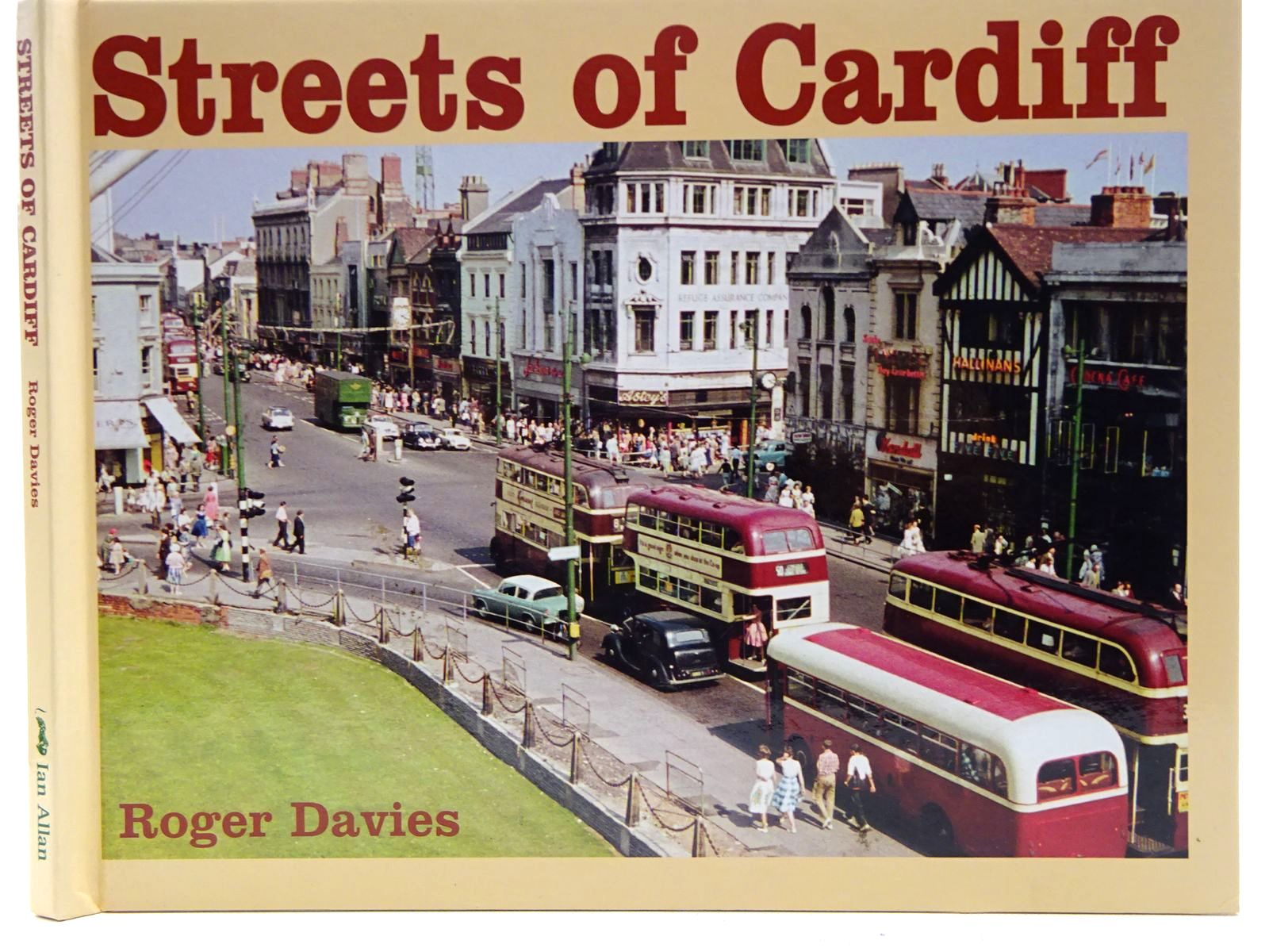 Photo of STREETS OF CARDIFF- Stock Number: 2128428