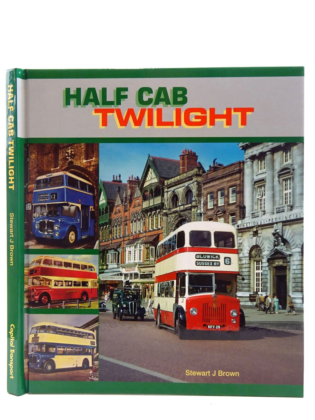 Photo of HALF CAB TWILIGHT- Stock Number: 2128438
