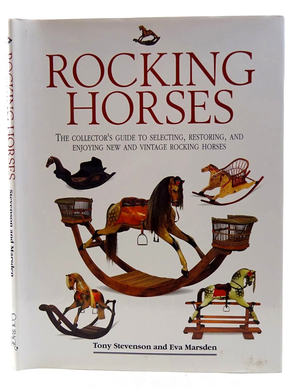 Photo of ROCKING HORSES written by Marsden, Emma<br />Stevenson, Tony published by Courage Books (STOCK CODE: 2128440)  for sale by Stella & Rose's Books