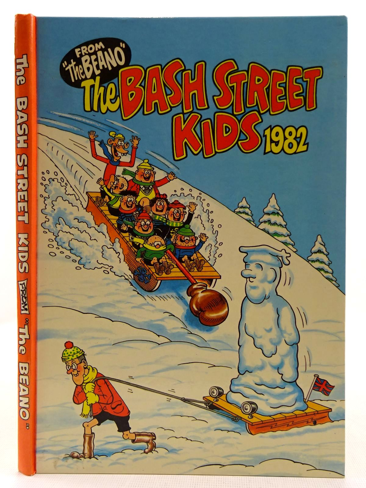 Photo of THE BASH STREET KIDS 1982- Stock Number: 2128446