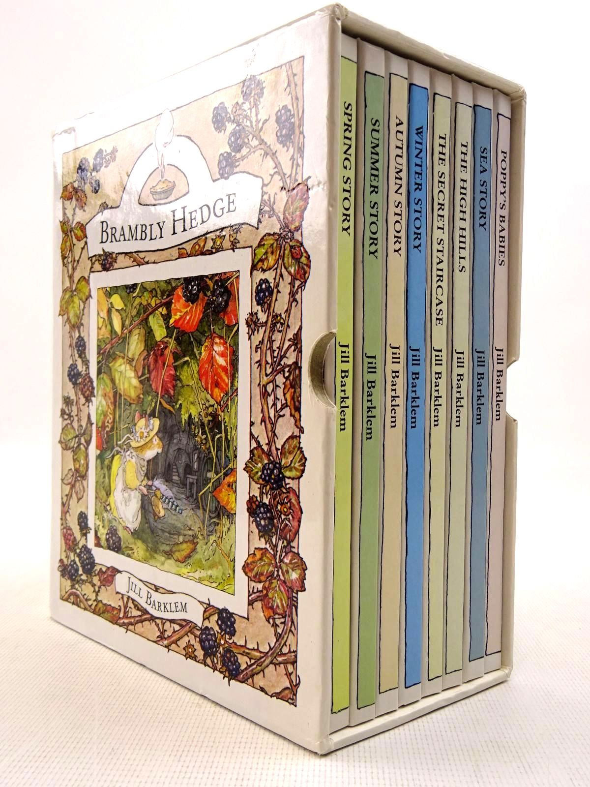 Photo of THE BRAMBLY HEDGE LIBRARY written by Barklem, Jill illustrated by Barklem, Jill published by Carnival (STOCK CODE: 2128463)  for sale by Stella & Rose's Books