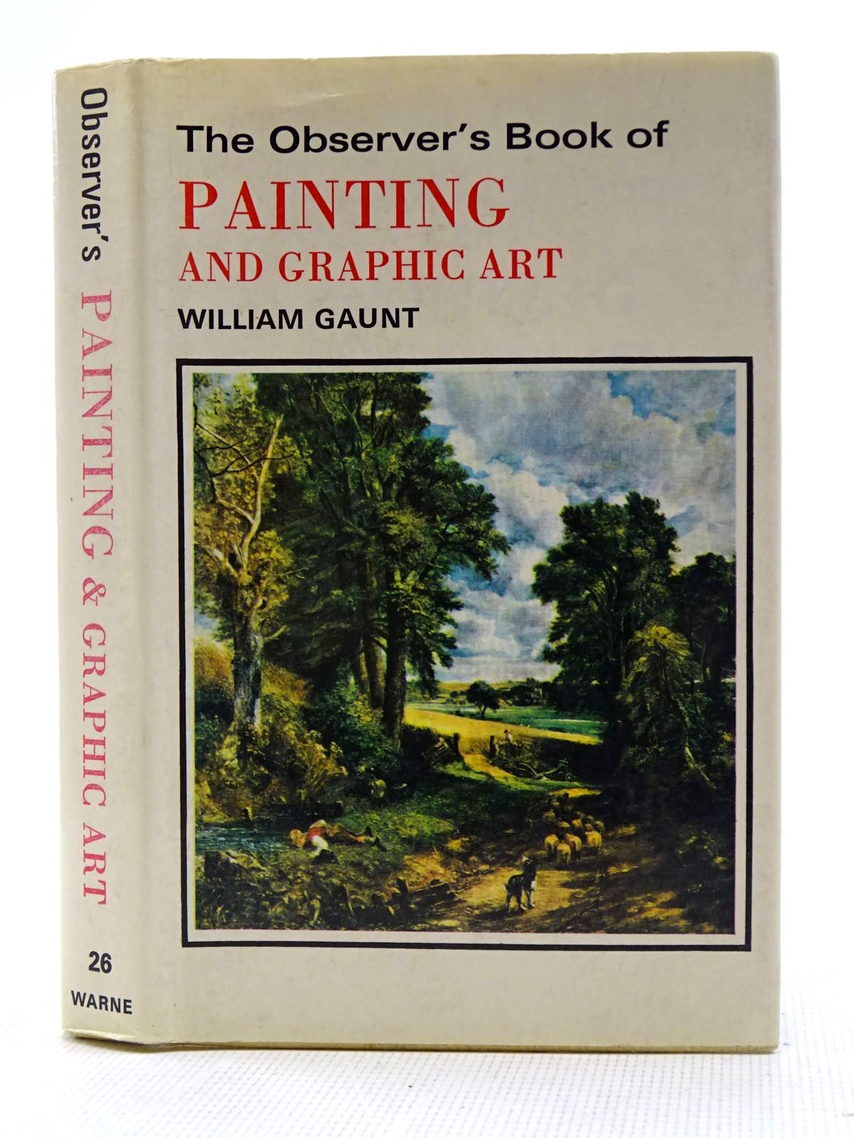 Photo of THE OBSERVER'S BOOK OF PAINTING AND GRAPHIC ART- Stock Number: 2128480