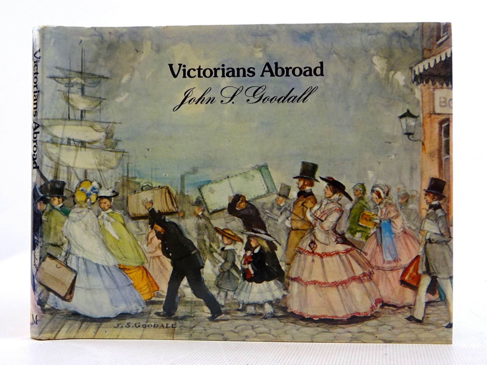 Photo of VICTORIANS ABROAD- Stock Number: 2128486