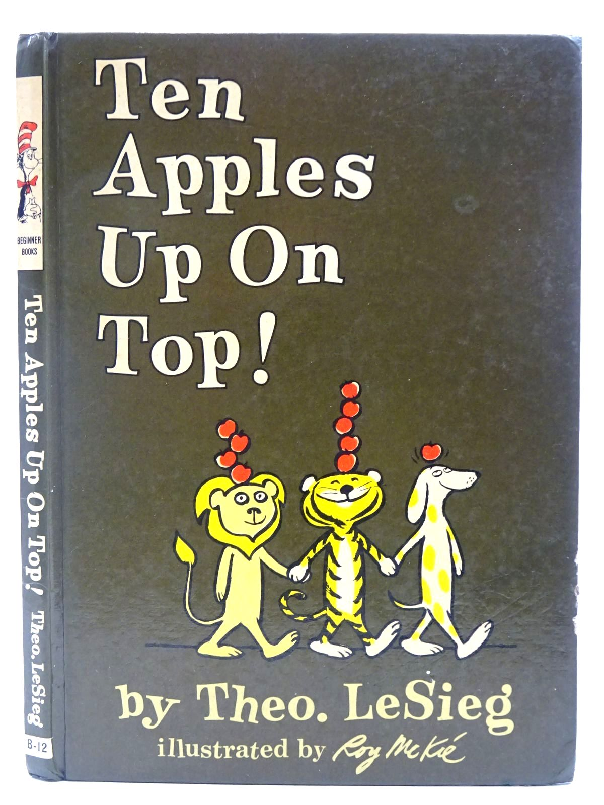 Photo of TEN APPLES UP ON TOP- Stock Number: 2128489