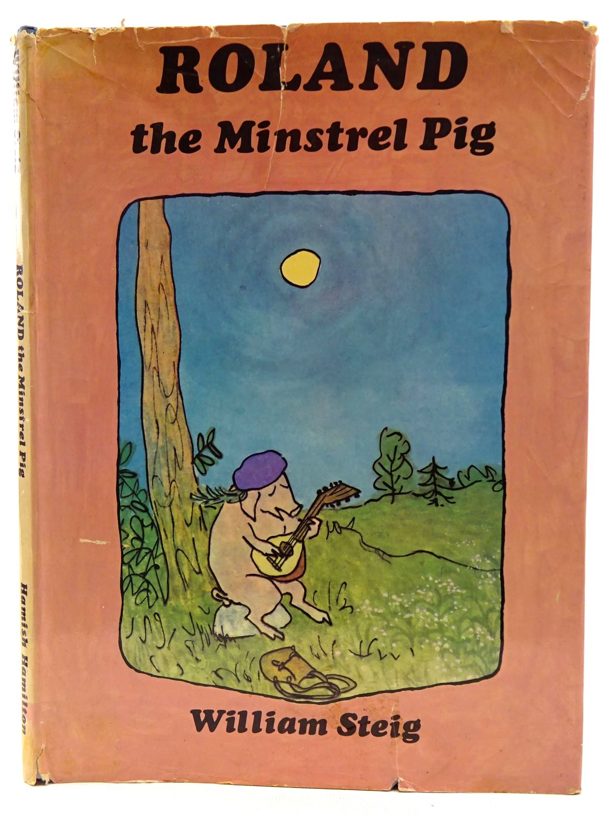 Photo of ROLAND THE MINSTREL PIG- Stock Number: 2128508