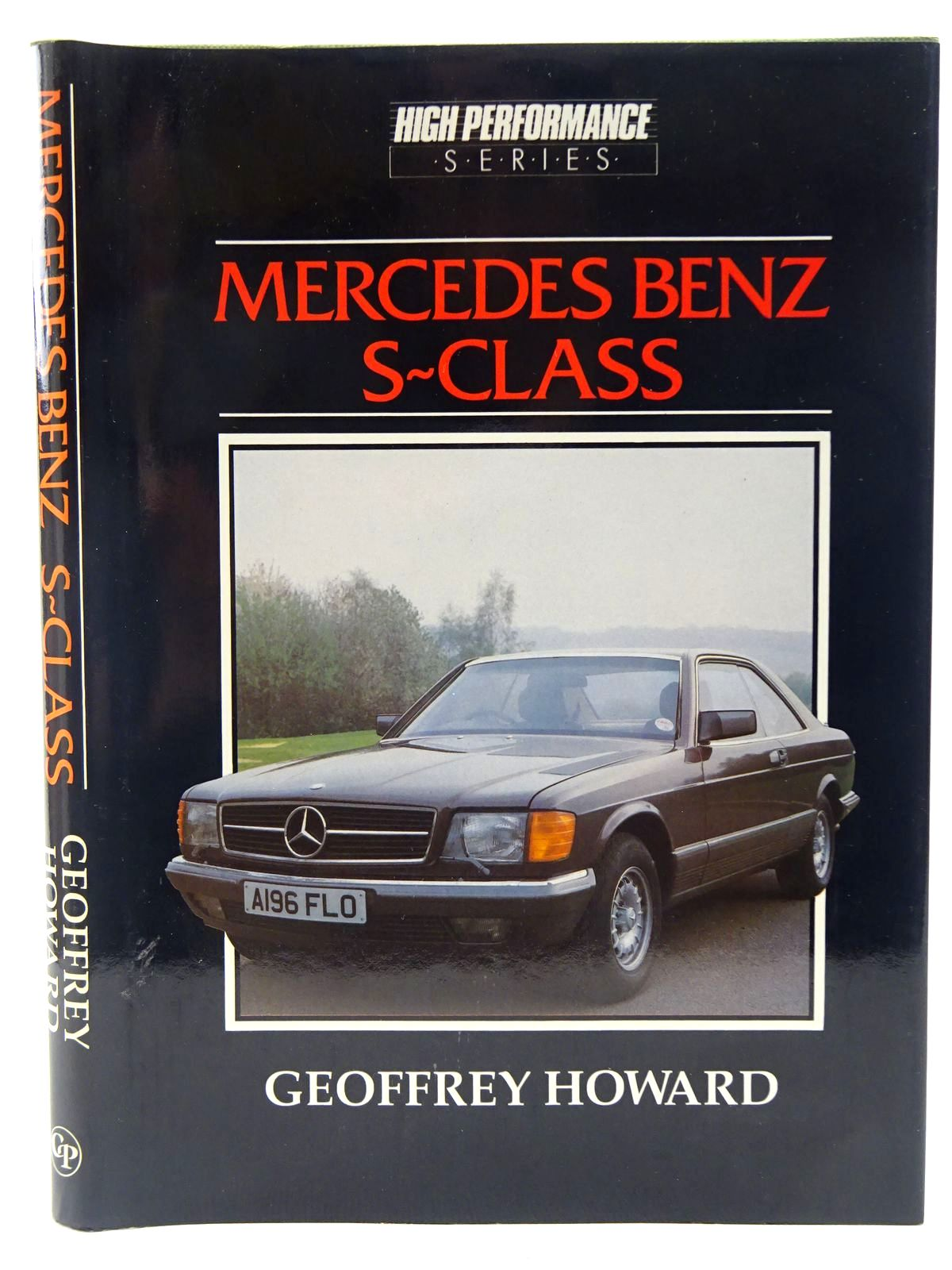 Photo of MERCEDES-BENZ S-CLASS AND THE 190 16E written by Howard, Geoffrey published by Cadogan Publications (STOCK CODE: 2128519)  for sale by Stella & Rose's Books