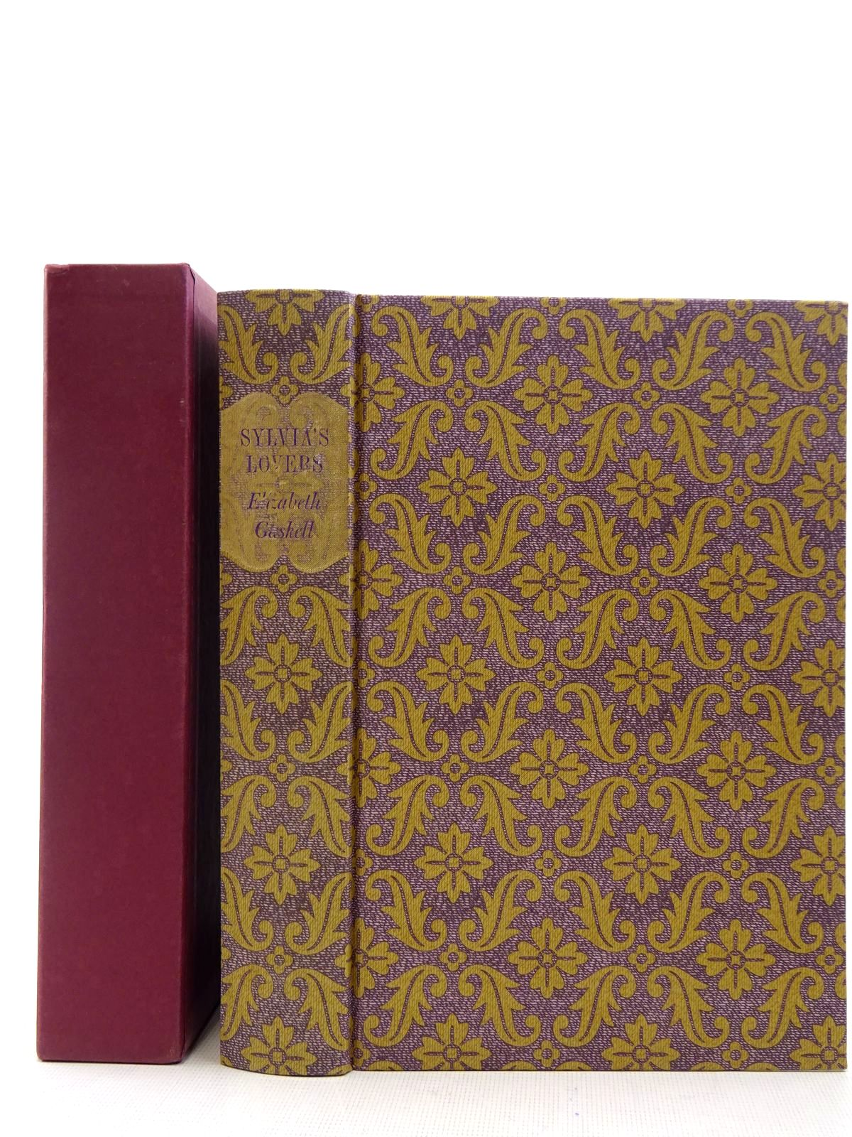 Photo of SYLVIA'S LOVERS written by Gaskell, Elizabeth illustrated by Pendle, Alexy published by Folio Society (STOCK CODE: 2128528)  for sale by Stella & Rose's Books