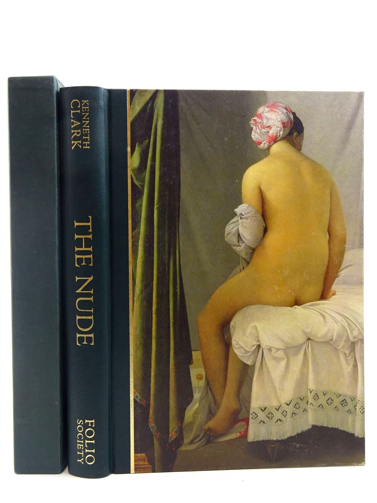 Photo of THE NUDE written by Clark, Kenneth published by Folio Society (STOCK CODE: 2128530)  for sale by Stella & Rose's Books