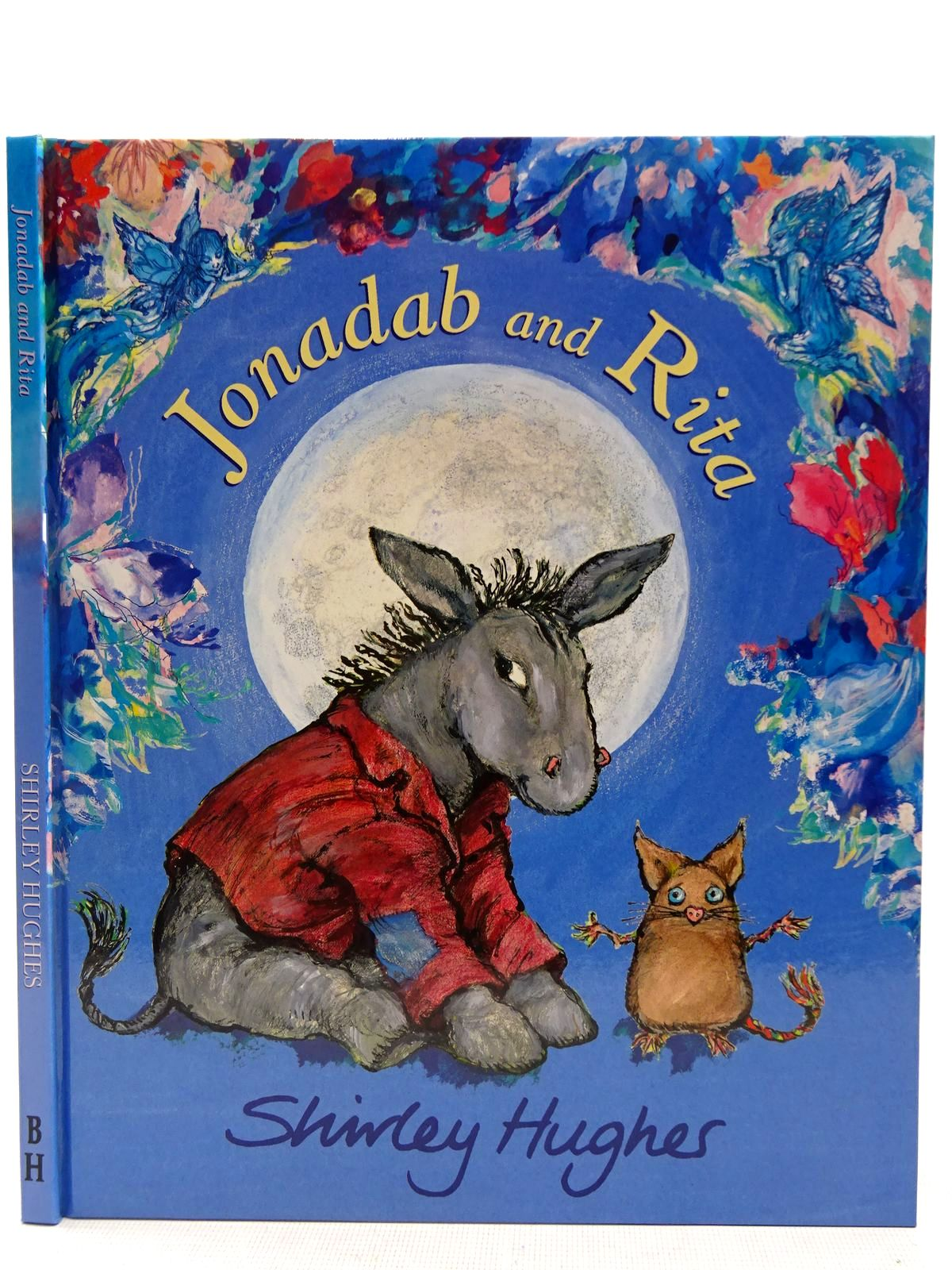 Photo of JONADAB AND RITA written by Hughes, Shirley illustrated by Hughes, Shirley published by The Bodley Head (STOCK CODE: 2128540)  for sale by Stella & Rose's Books
