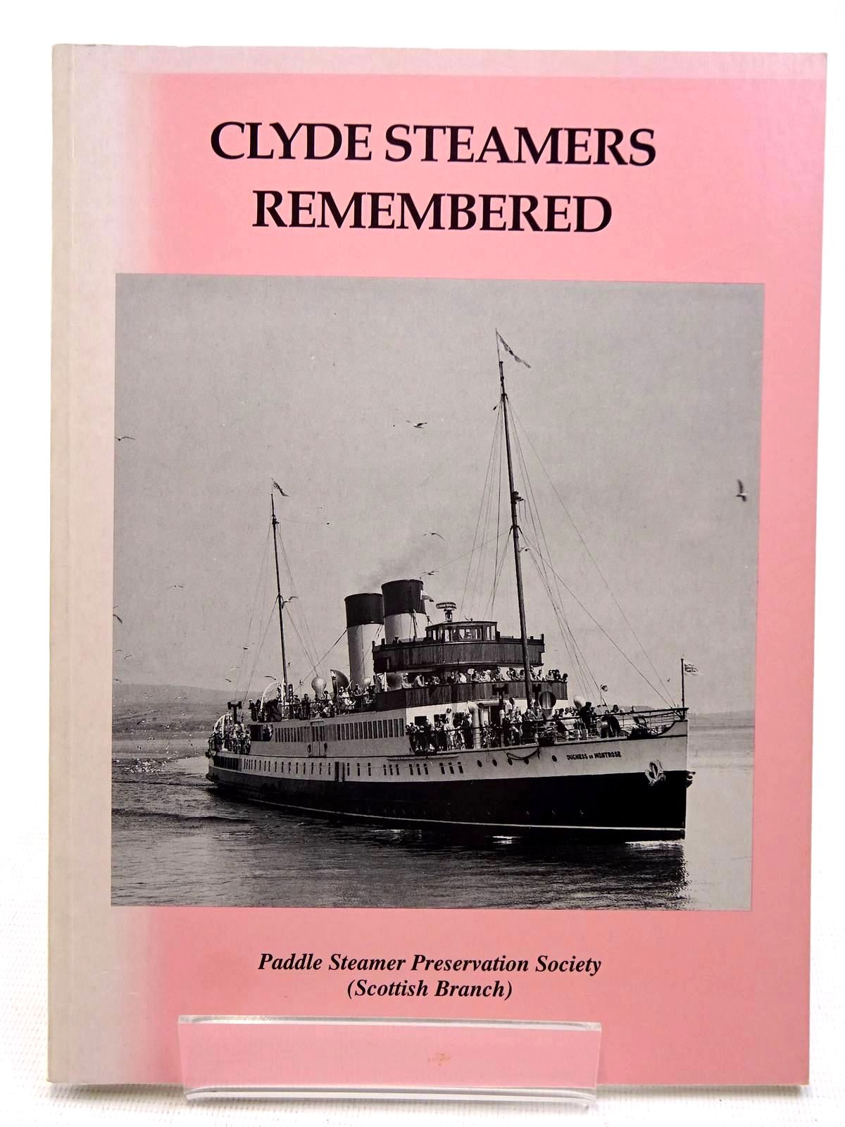 Photo of CYLDE STEAMERS REMEMBERED- Stock Number: 2128547