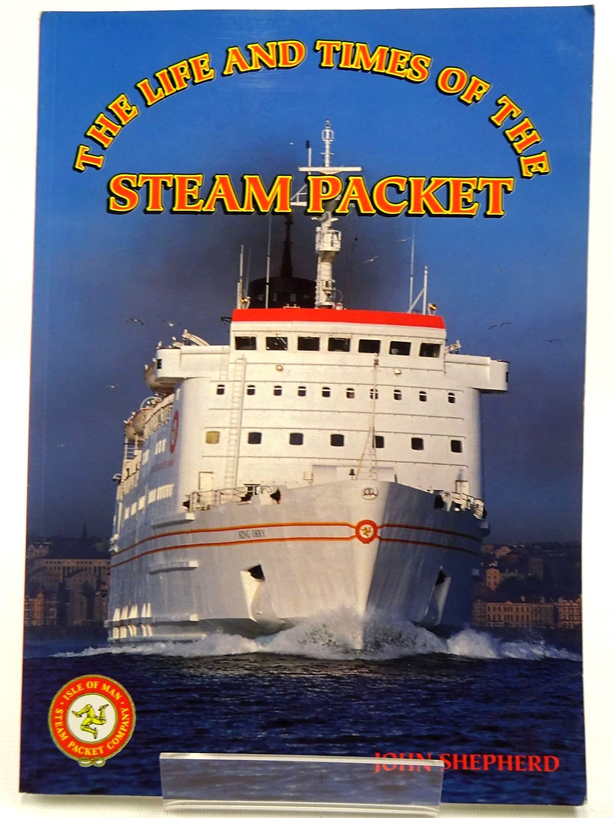 Photo of THE LIFE AND TIMES OF THE STEAM PACKET- Stock Number: 2128552