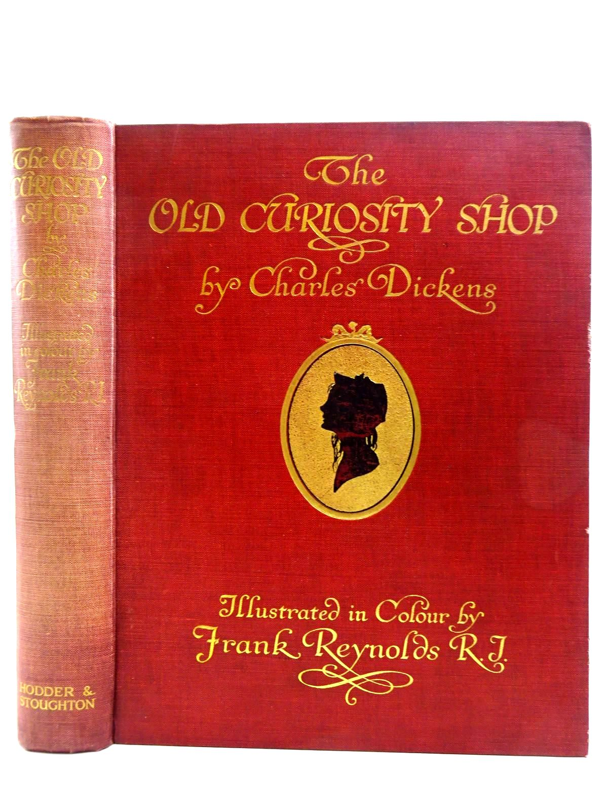 Photo of THE OLD CURIOSITY SHOP- Stock Number: 2128587