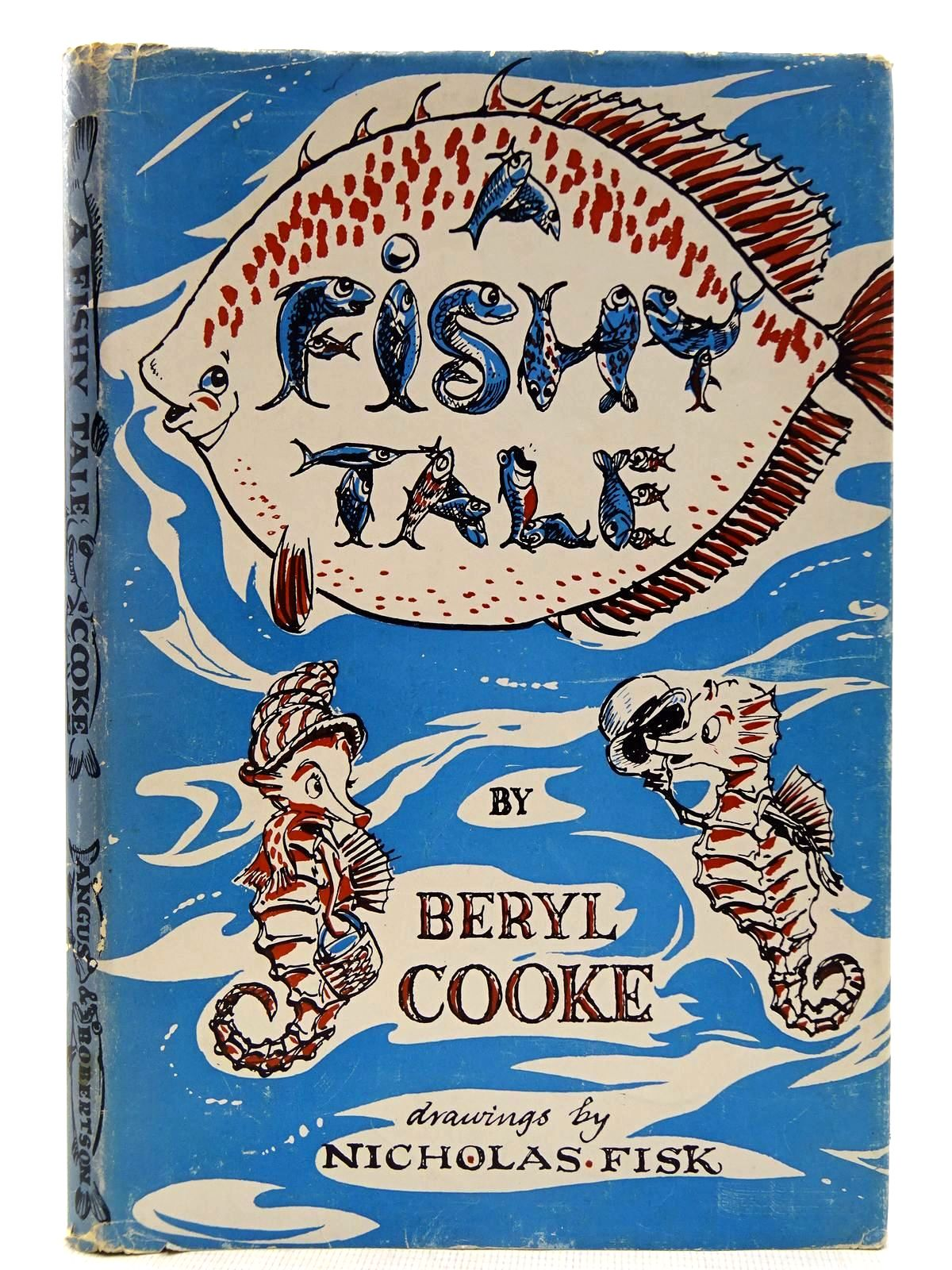 Photo of A FISHY TALE written by Cooke, Beryl illustrated by Fisk, Nicholas published by Angus & Robertson (STOCK CODE: 2128593)  for sale by Stella & Rose's Books