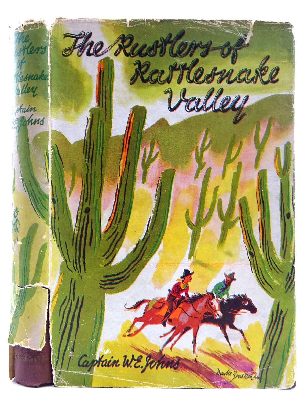Photo of THE RUSTLERS OF RATTLESNAKE VALLEY- Stock Number: 2128608