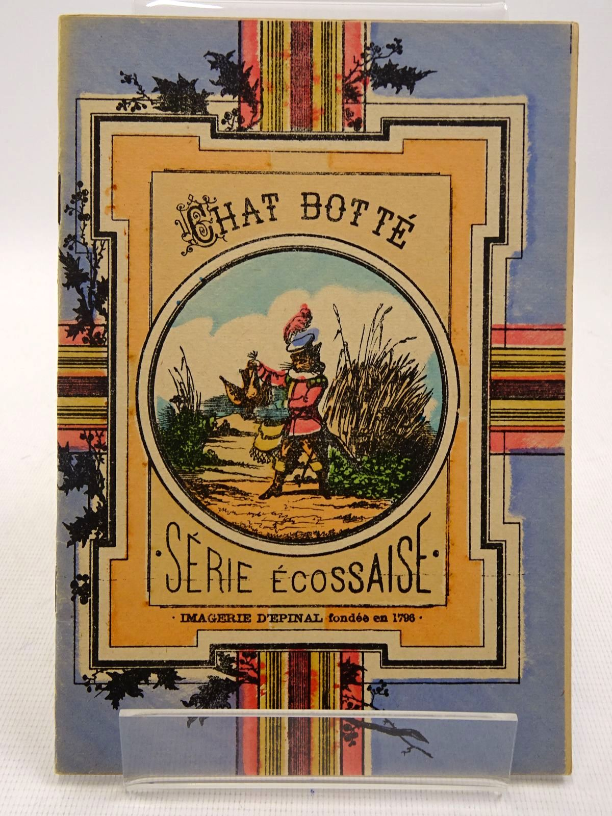 Photo of HISTOIRE DU CHAT-BOTTE published by Imagerie D'Epinal (STOCK CODE: 2128622)  for sale by Stella & Rose's Books
