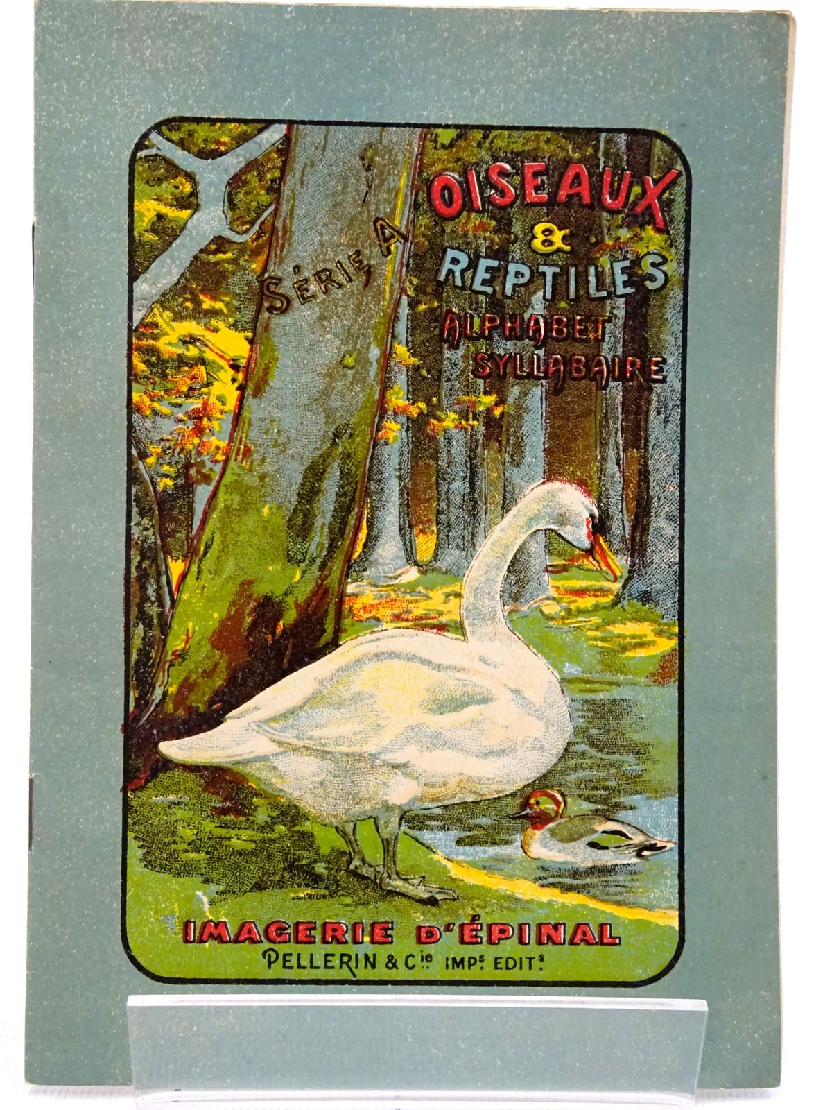 Photo of OISEAUX & REPTILES ALPHABET SYLLABAIRE- Stock Number: 2128625