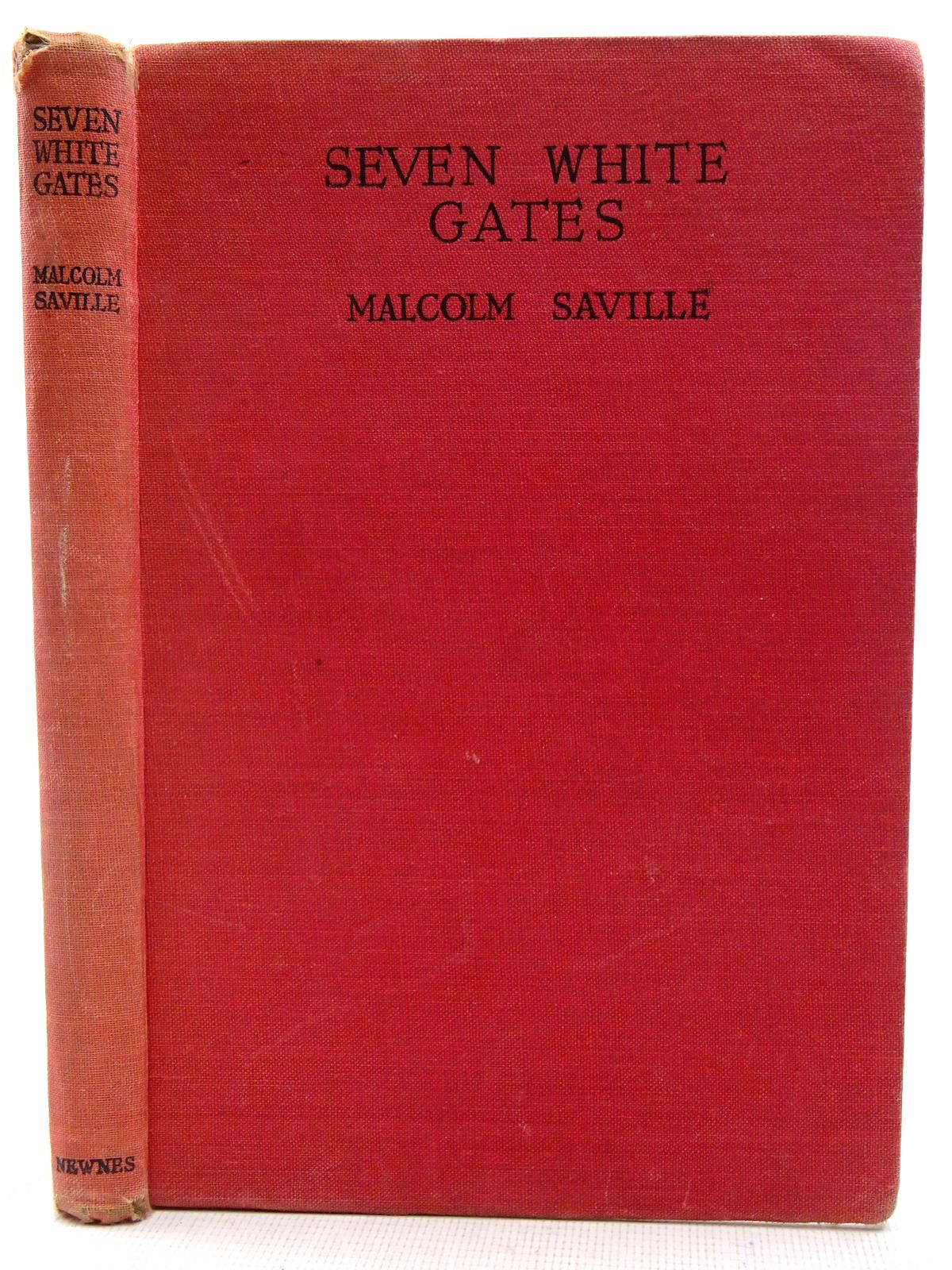 Photo of SEVEN WHITE GATES- Stock Number: 2128635