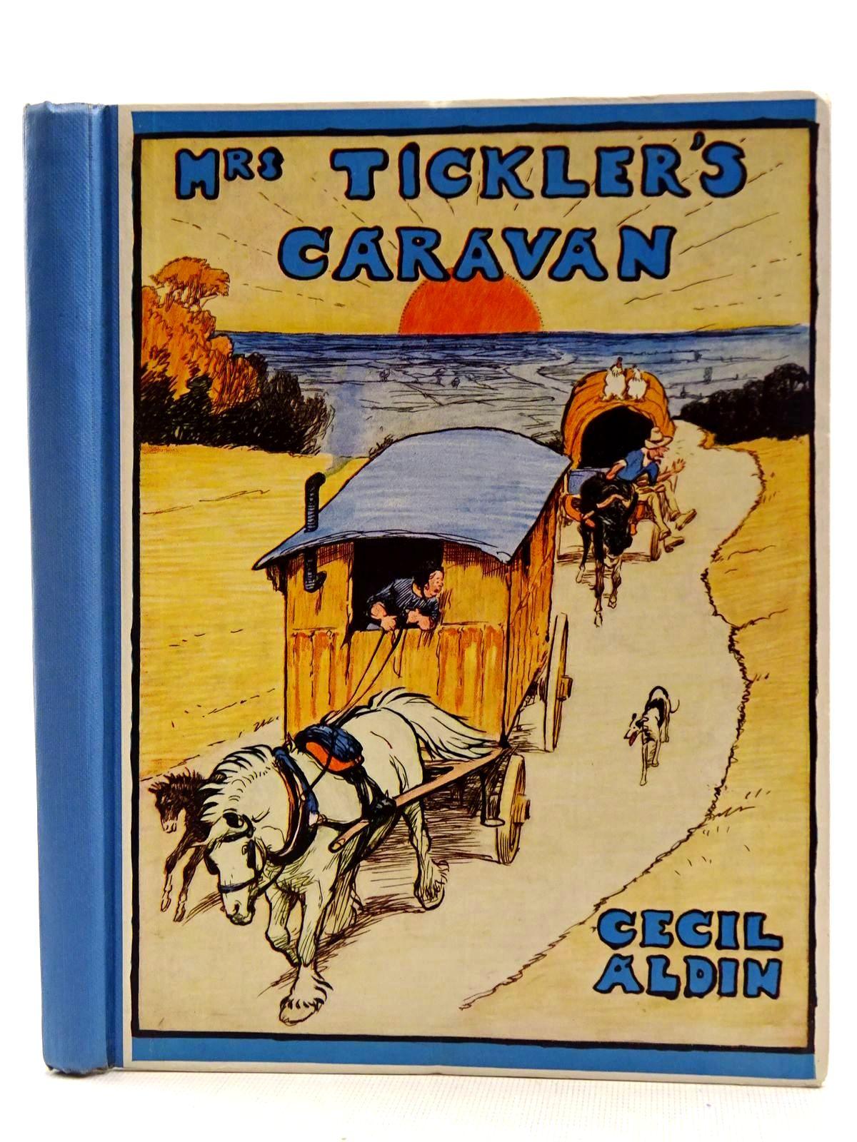Photo of MRS. TICKLER'S CARAVAN A STORY FOR CHILDREN- Stock Number: 2128641