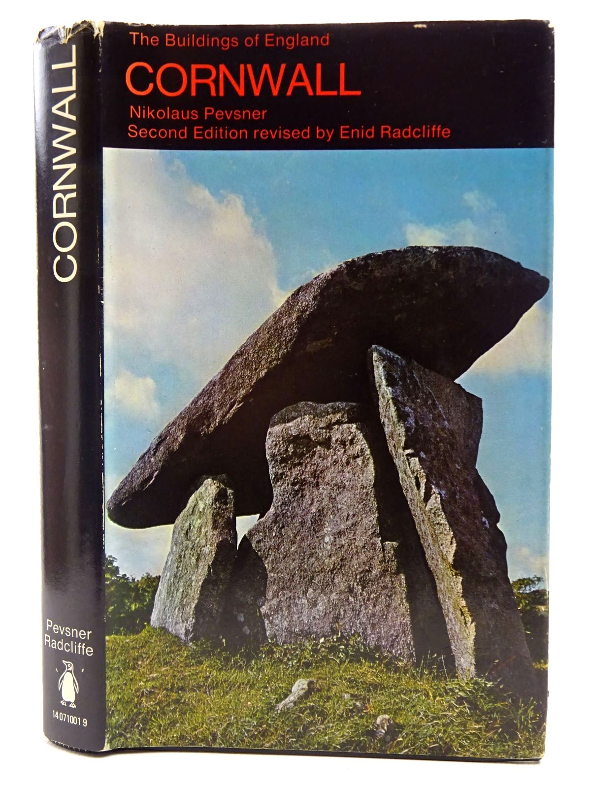 Photo of CORNWALL (BUILDINGS OF ENGLAND)- Stock Number: 2128648