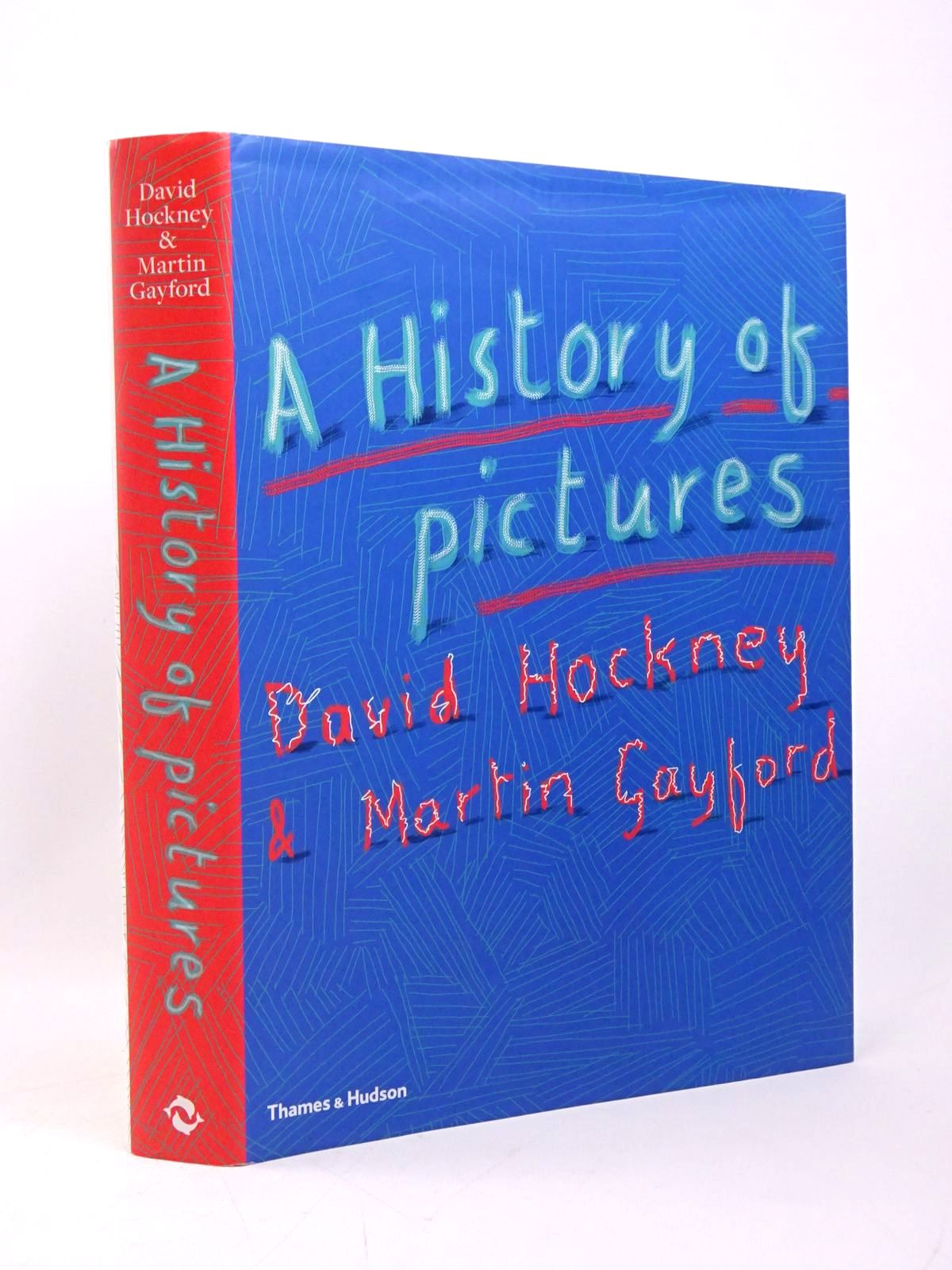 Photo of A HISTORY OF PICTURES FROM THE CAVE TO THE COMPUTER SCREEN- Stock Number: 2128660