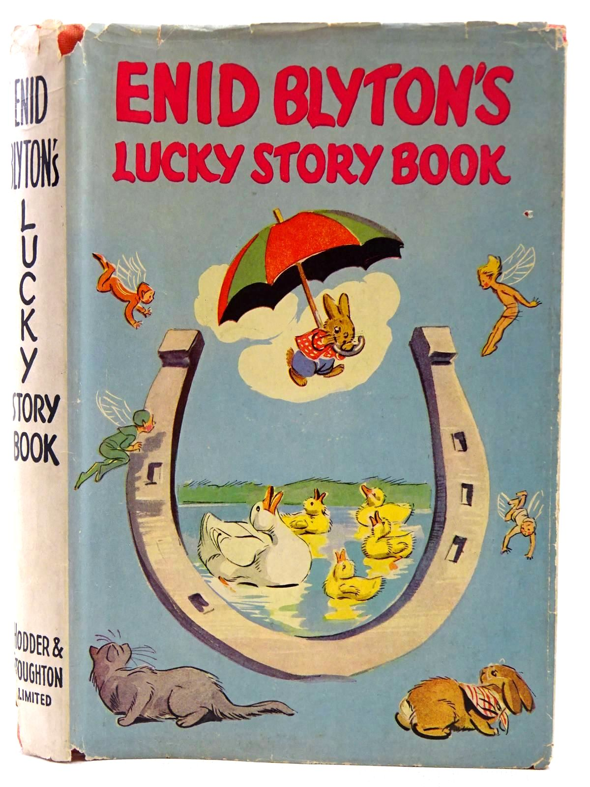 Photo of ENID BLYTON'S LUCKY STORY BOOK- Stock Number: 2128667