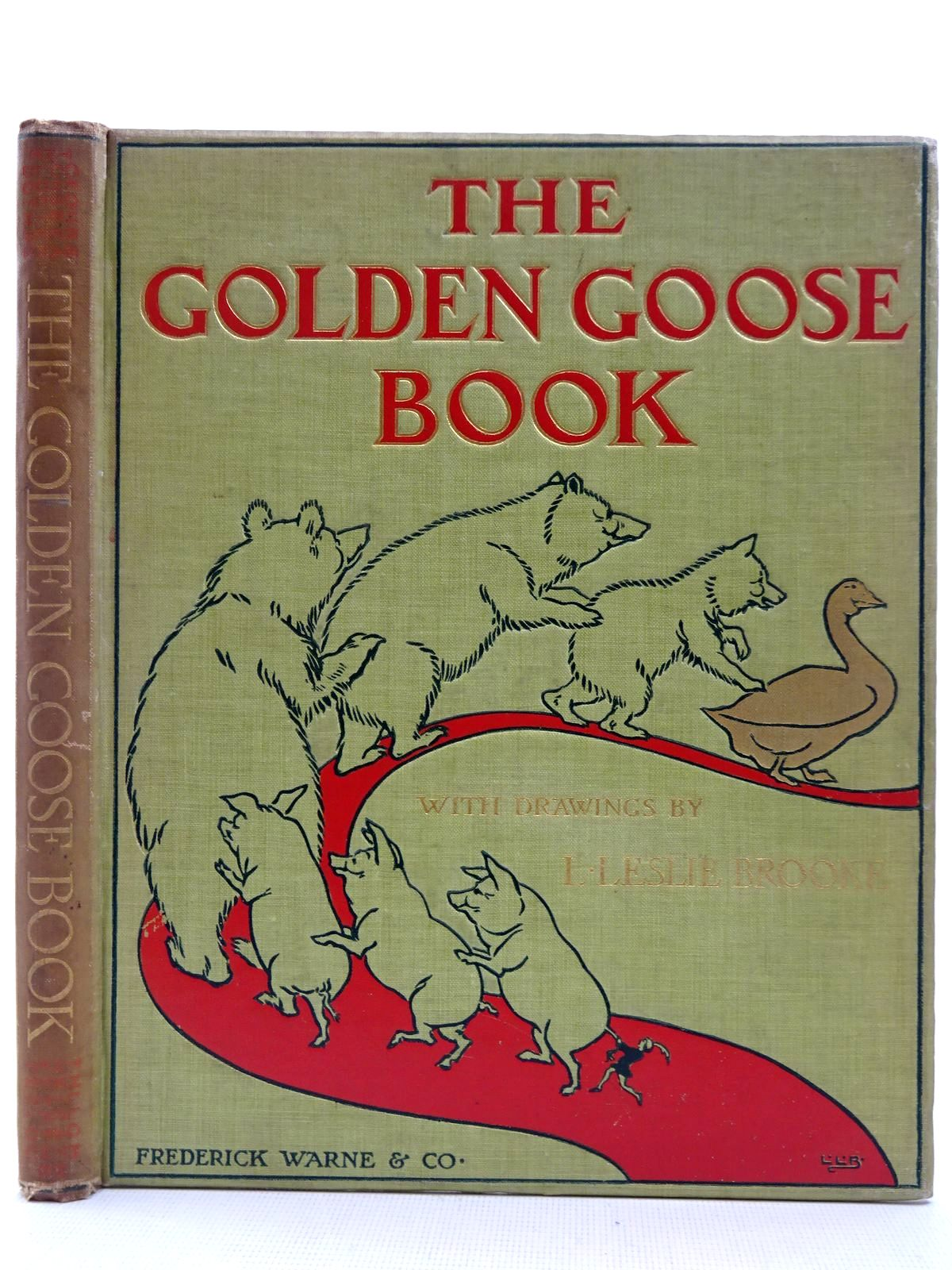 Photo of THE GOLDEN GOOSE BOOK- Stock Number: 2128680