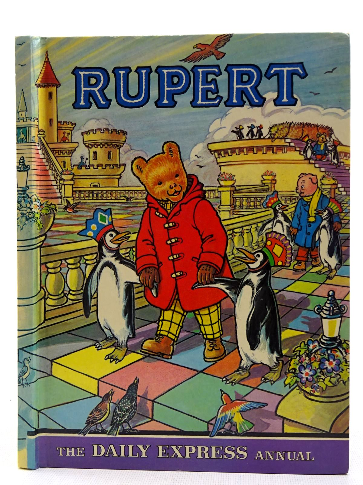 Photo of RUPERT ANNUAL 1977 illustrated by Cubie, Alex published by Daily Express (STOCK CODE: 2128690)  for sale by Stella & Rose's Books