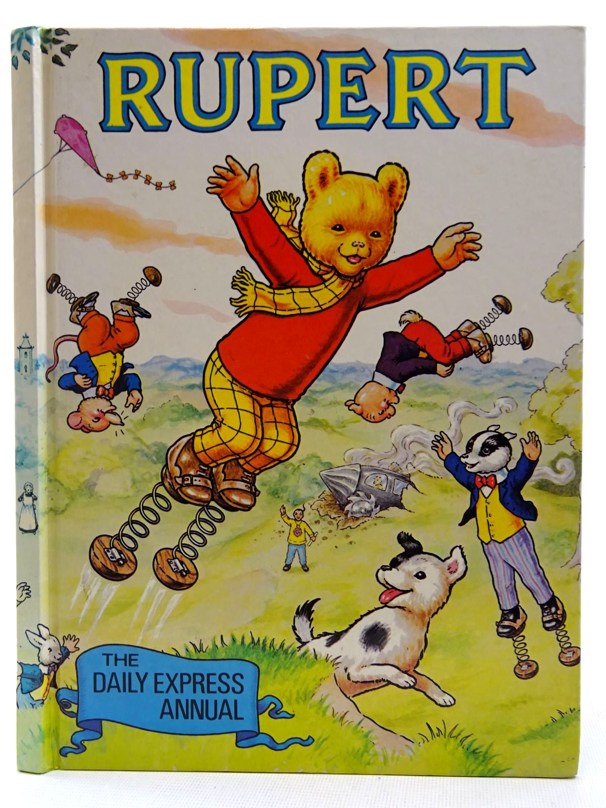 Photo of RUPERT ANNUAL 1982 illustrated by Harrold, John published by Express Newspapers Ltd. (STOCK CODE: 2128691)  for sale by Stella & Rose's Books