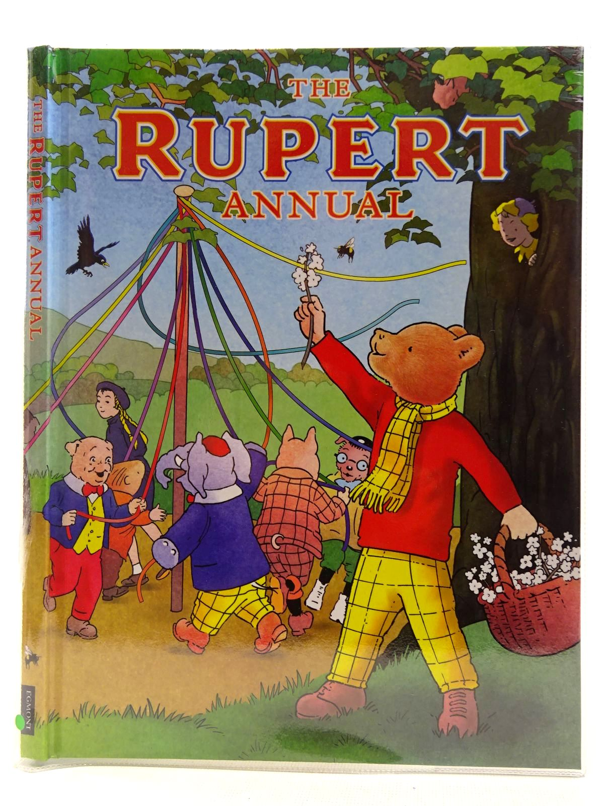 Photo of RUPERT ANNUAL 2018 written by Alperin, Mara illustrated by Trotter, Stuart Bestall, Alfred Harrold, John published by Egmont Uk Limited (STOCK CODE: 2128692)  for sale by Stella & Rose's Books