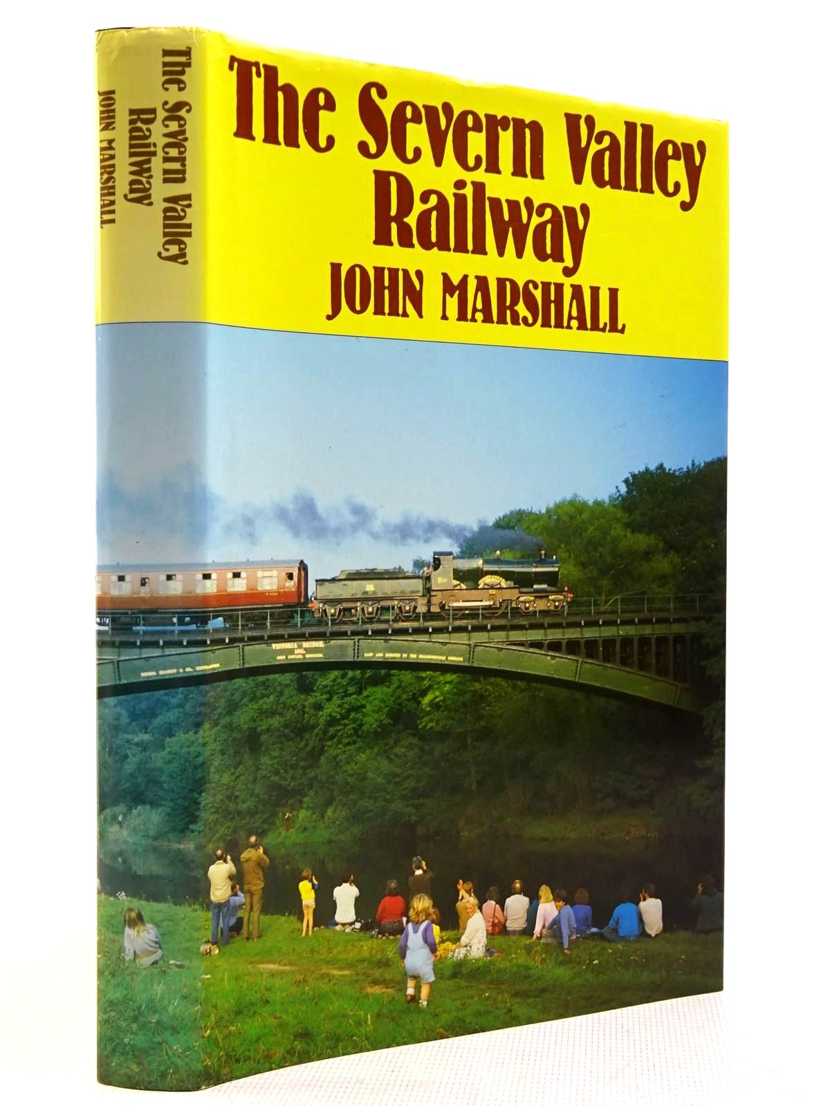 Photo of THE SEVERN VALLEY RAILWAY written by Marshall, John published by David St John Thomas (STOCK CODE: 2128779)  for sale by Stella & Rose's Books