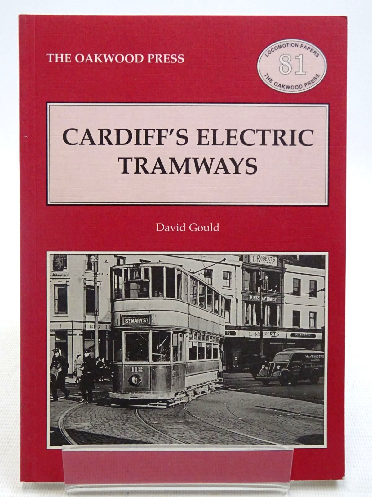 Photo of CARDIFF'S ELECTRIC TRAMWAYS- Stock Number: 2128781