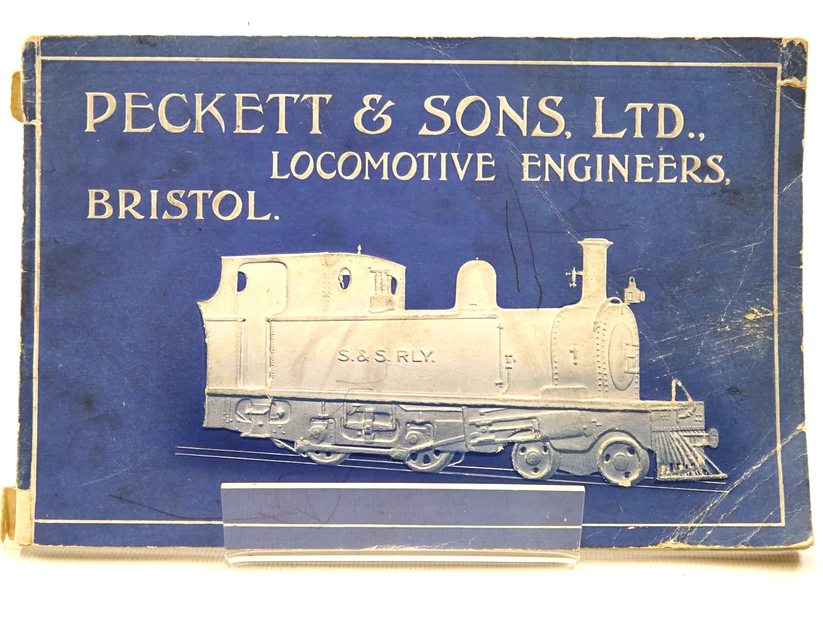Photo of SOME VIEWS IN THE WORKSHOPS AND A FEW EXAMPLES OF THE LOCOMOTIVES BUILT THEREIN BY PECKETT & SONS LTD (STOCK CODE: 2128793)  for sale by Stella & Rose's Books