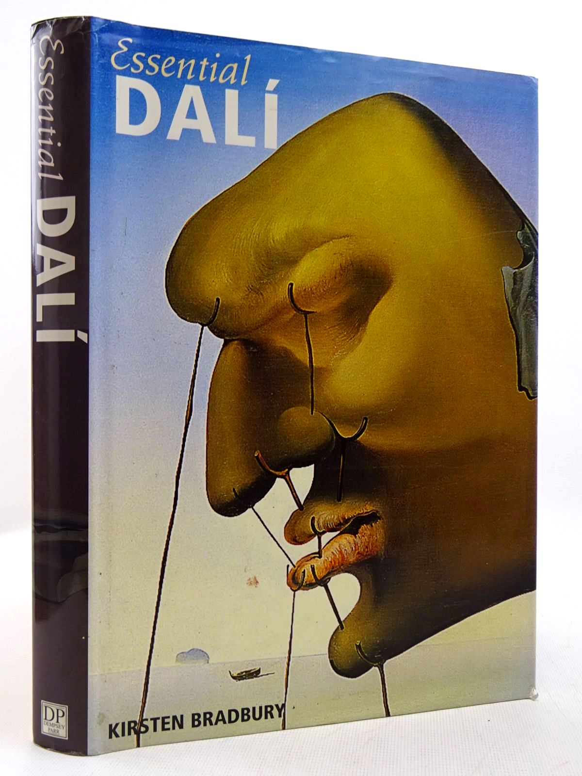 Photo of ESSENTIAL DALI written by Bradbury, Kirsten illustrated by Dali, Salvador published by Dempsey Parr (STOCK CODE: 2128803)  for sale by Stella & Rose's Books