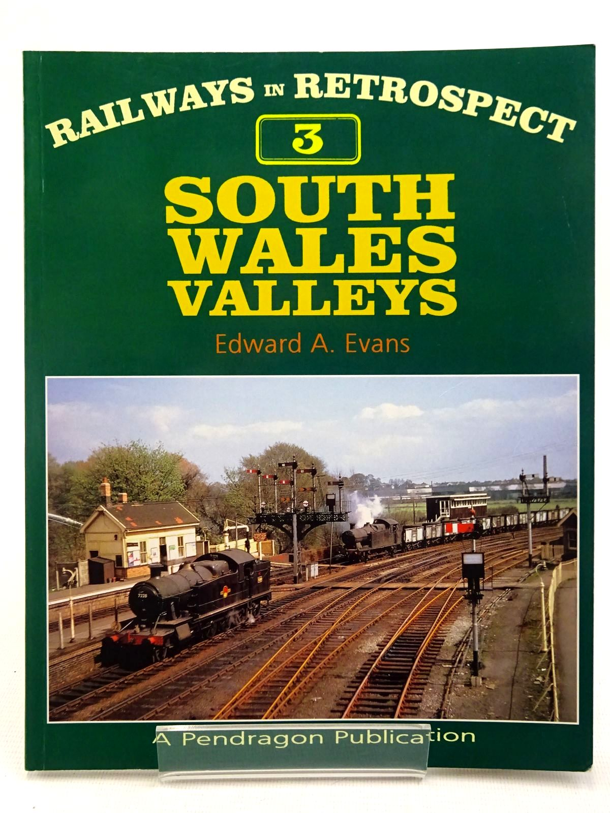 Photo of SOUTH WALES VALLEYS written by Evans, Edward A. published by Pendragon Partnership (STOCK CODE: 2128810)  for sale by Stella & Rose's Books