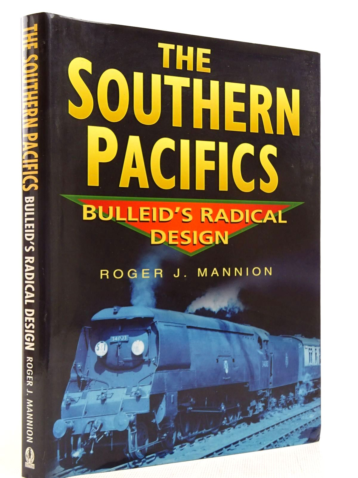 Photo of THE SOUTHERN PACIFICS BULLEID'S RADICAL DESIGN- Stock Number: 2128821