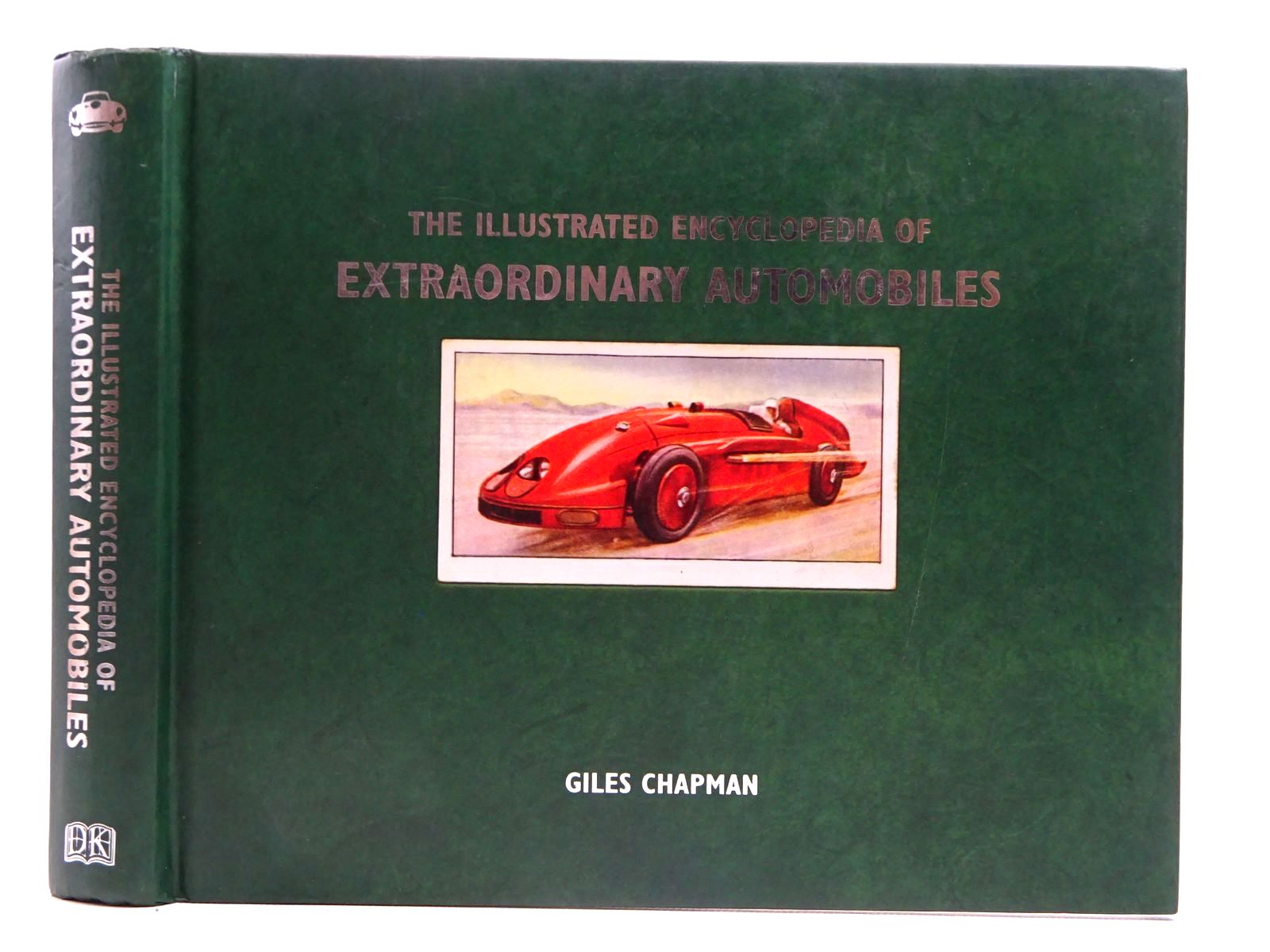 Photo of THE ILLUSTRATED ENCYCLOPEDIA OF EXTRAORDINARY AUTOMOBILES- Stock Number: 2128828