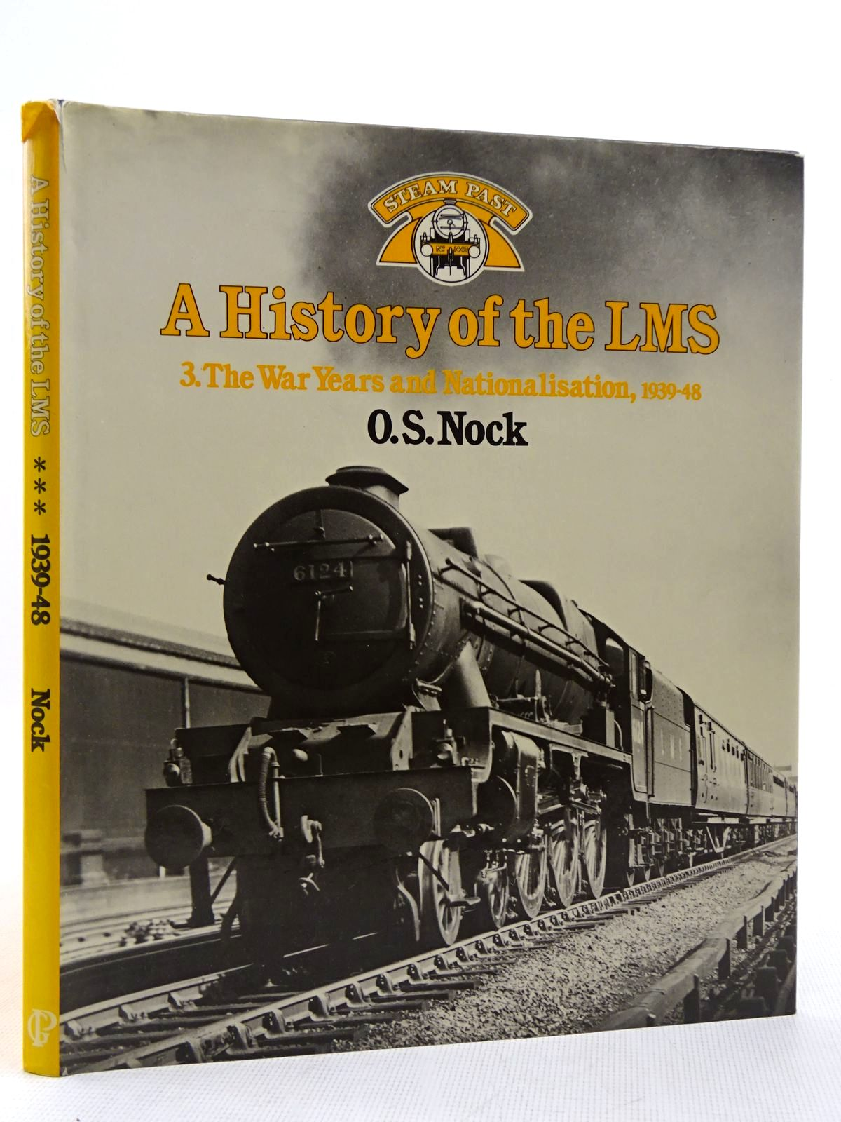 Photo of A HISTORY OF THE LMS VOLUME 3- Stock Number: 2128830