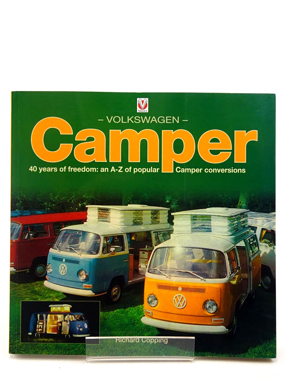 Photo of VOLKSWAGEN CAMPER 40 YEARS OF FREEDOM: AN A-Z OF POPULAR CAMPER CONVERSIONS- Stock Number: 2128833