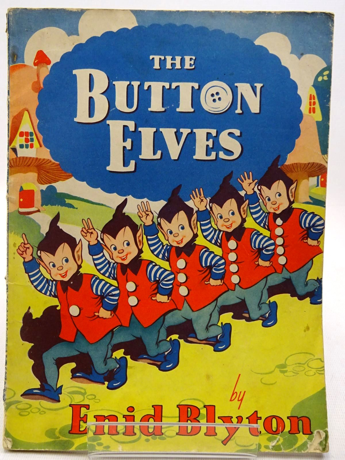 Photo of THE BUTTON ELVES written by Blyton, Enid published by J. Coker & Co. Ltd. (STOCK CODE: 2128865)  for sale by Stella & Rose's Books