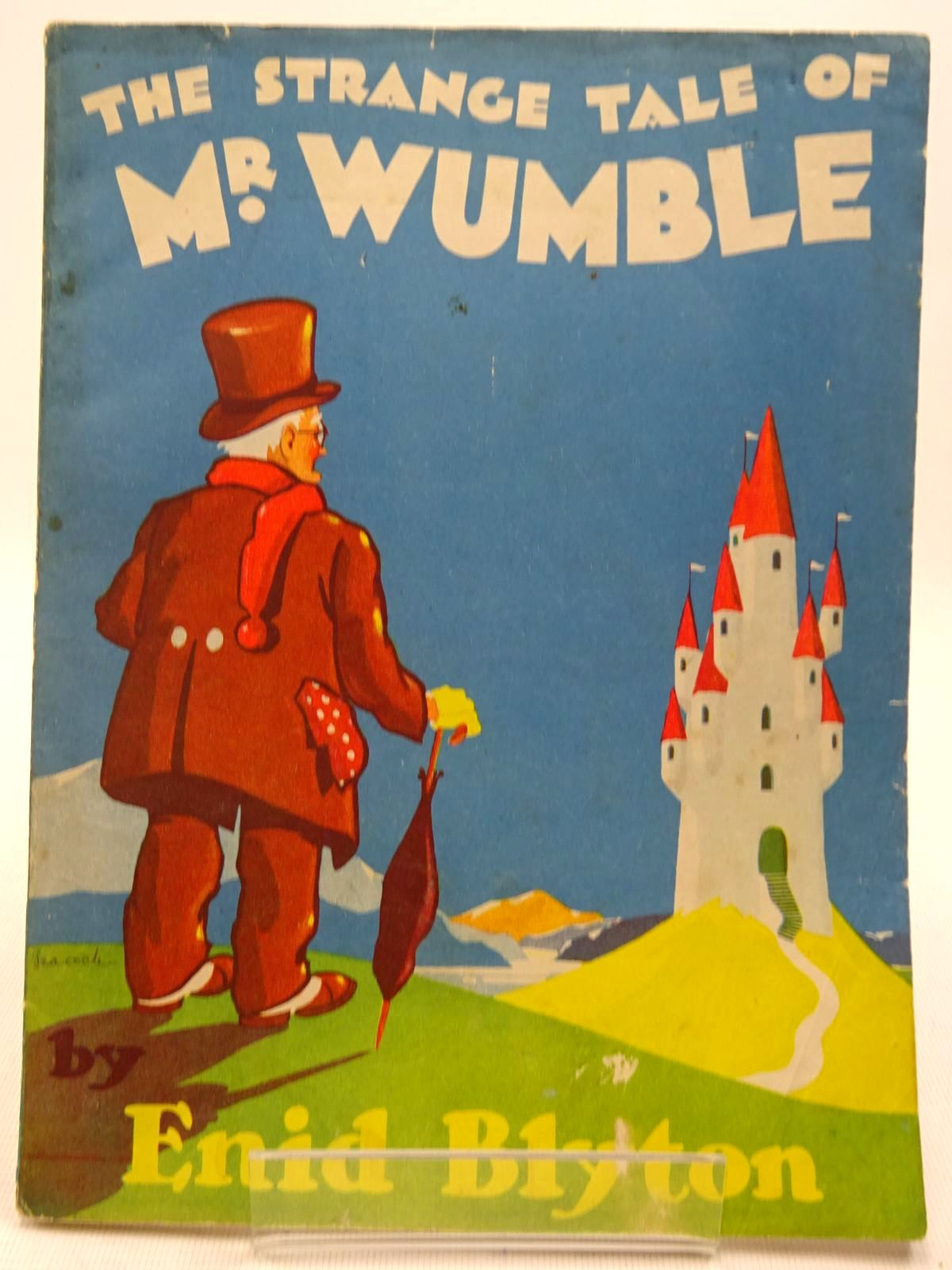 Photo of THE STRANGE TALE OF MR. WUMBLE written by Blyton, Enid published by J. Coker & Co. Ltd. (STOCK CODE: 2128866)  for sale by Stella & Rose's Books