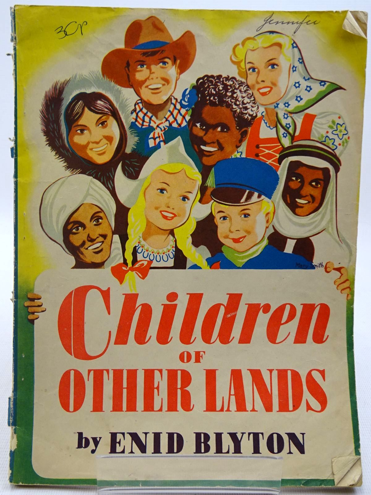 Photo of CHILDREN OF OTHER LANDS written by Blyton, Enid illustrated by Cuthill, Douglas published by J. Coker & Co. Ltd. (STOCK CODE: 2128868)  for sale by Stella & Rose's Books