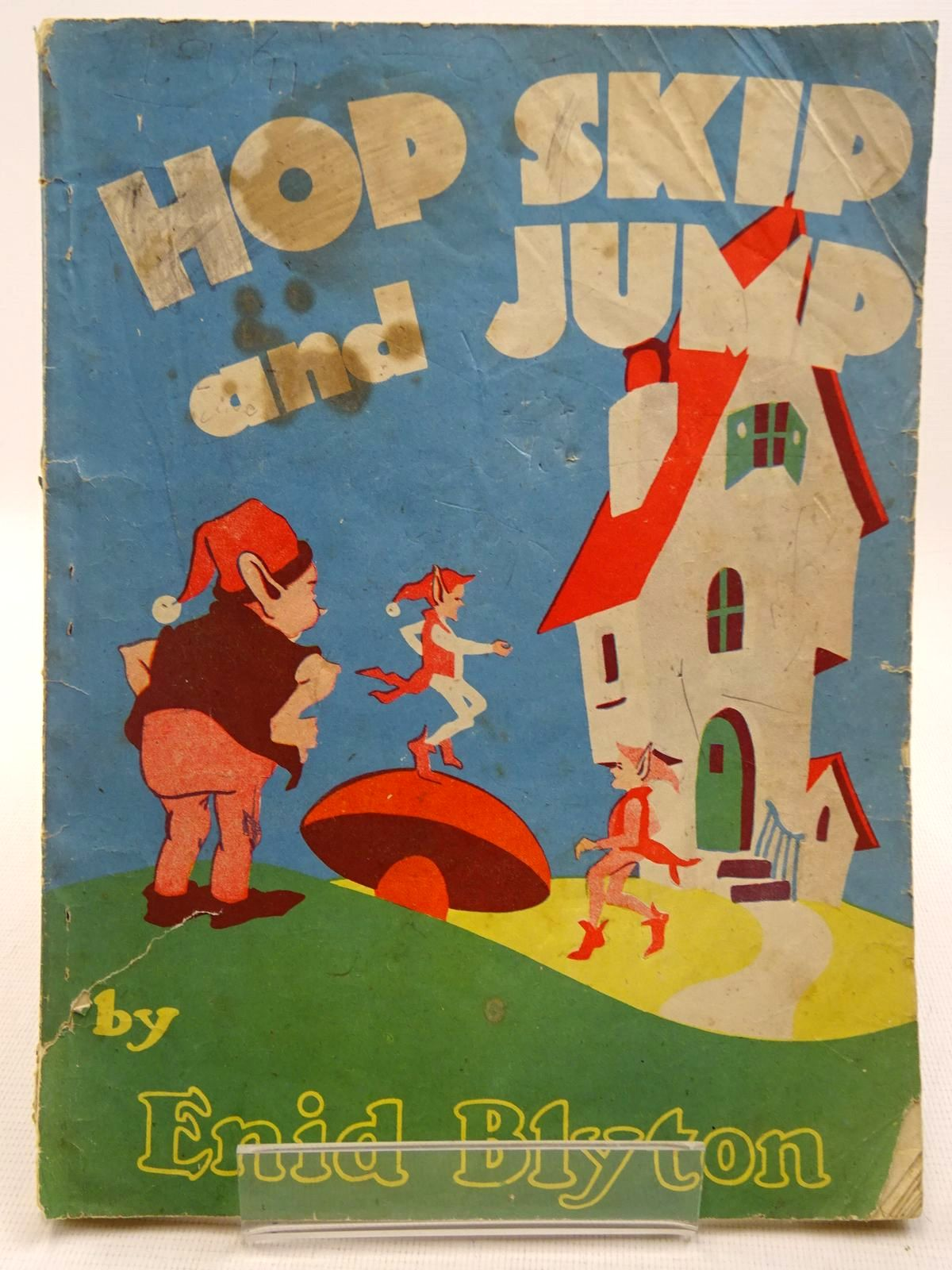 Photo of HOP SKIP AND JUMP written by Blyton, Enid published by J. Coker & Co. Ltd. (STOCK CODE: 2128869)  for sale by Stella & Rose's Books