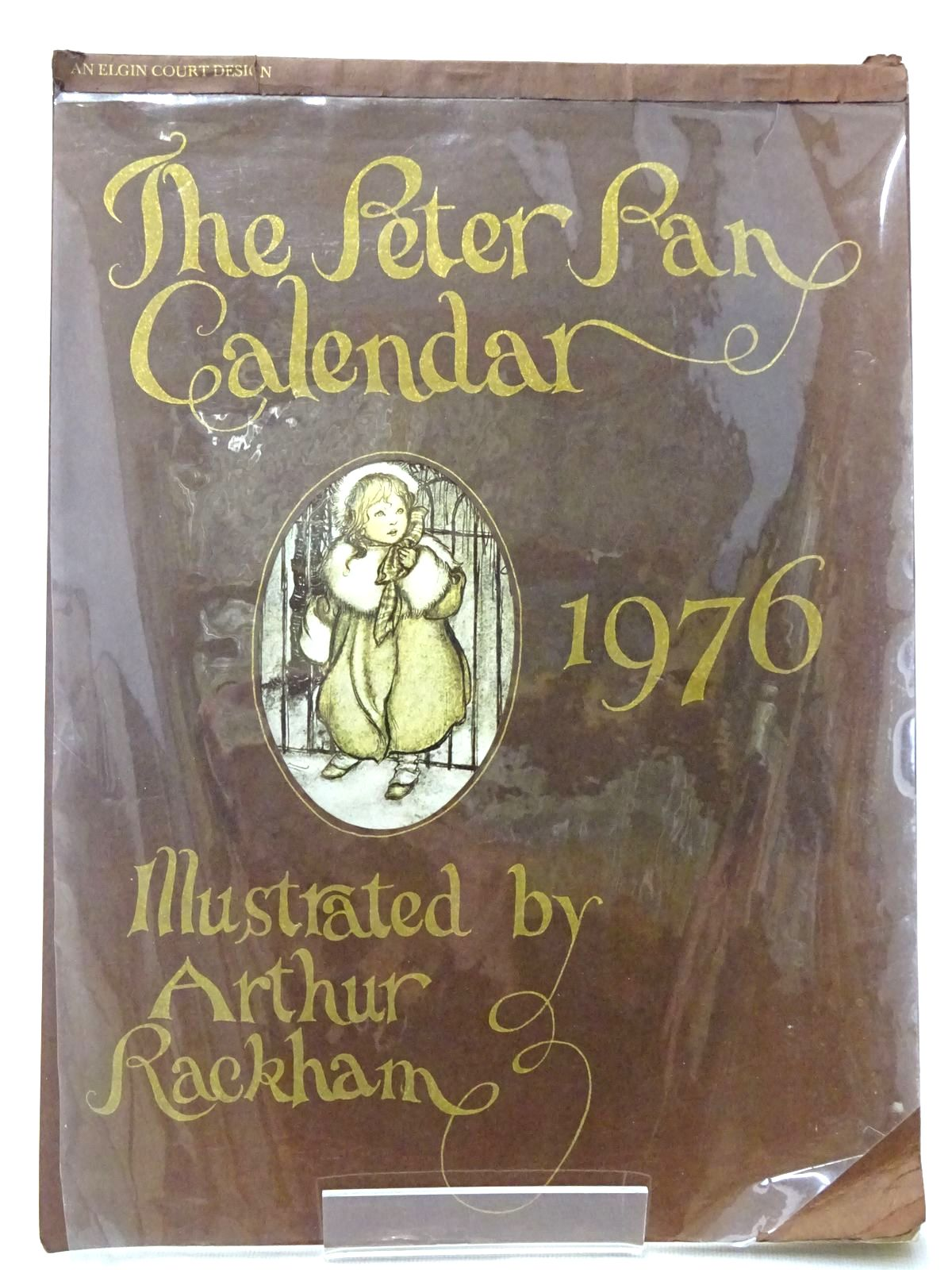 Photo of THE PETER PAN CALENDAR 1976- Stock Number: 2128891