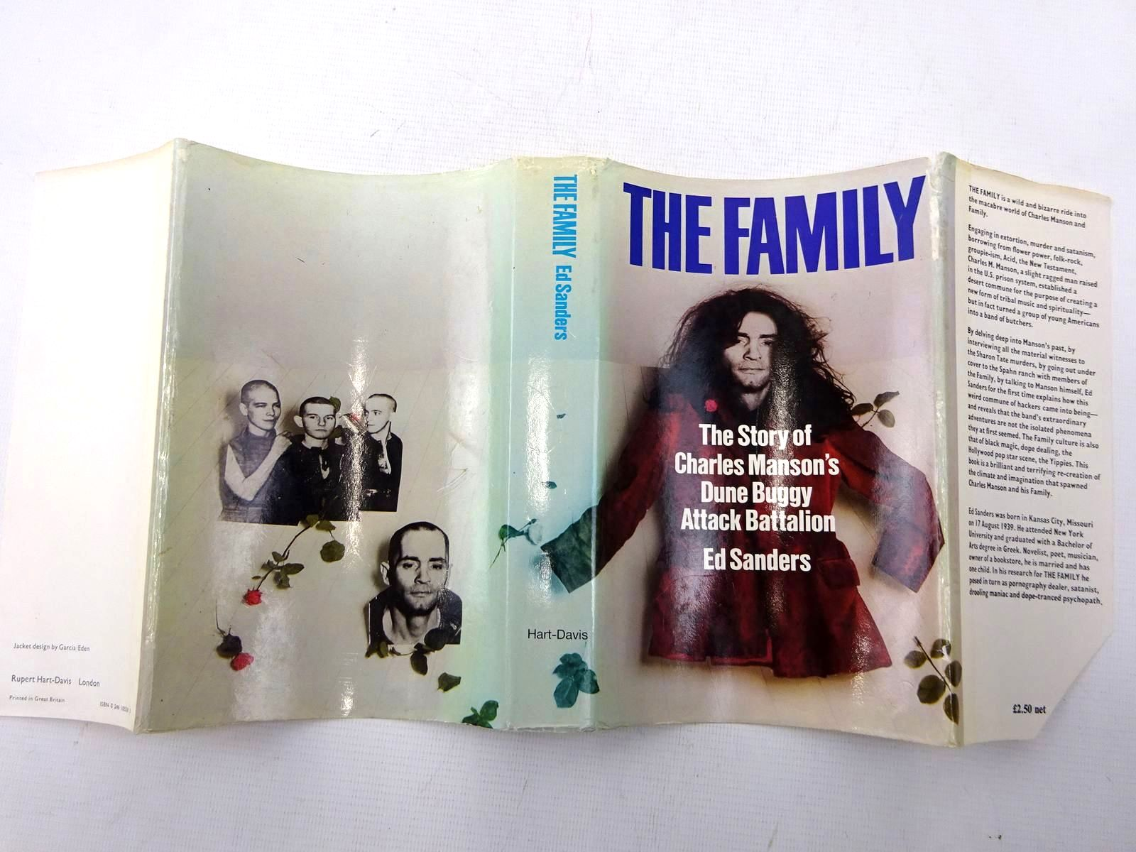 Photo of THE FAMILY THE STORY OF CHARLES MANSON'S DUNE BUGGY ATTACK BATTALION written by Sanders, Ed. published by Rupert Hart-Davis (STOCK CODE: 2128893)  for sale by Stella & Rose's Books