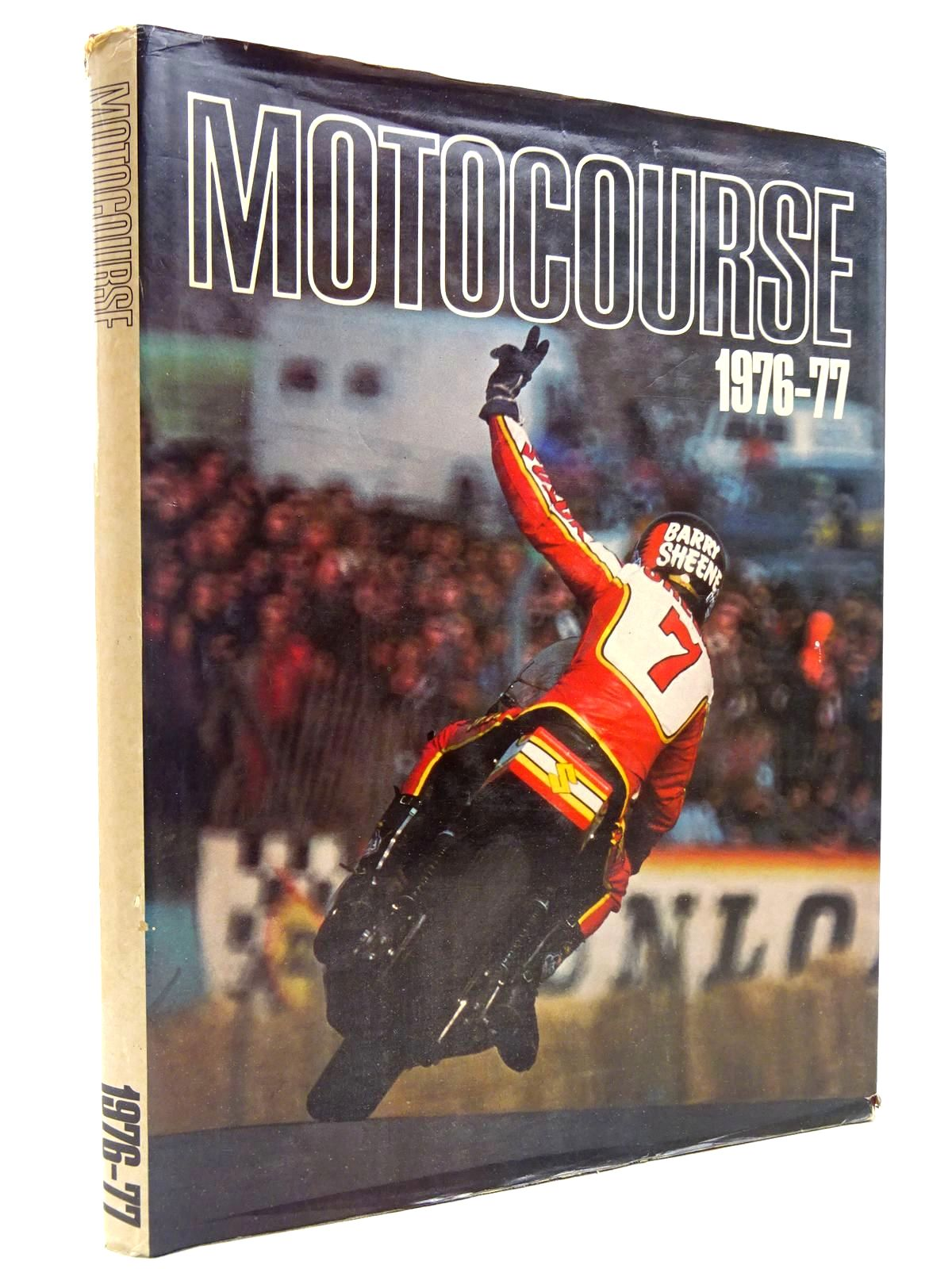 Photo of MOTOCOURSE 1976-77- Stock Number: 2128898