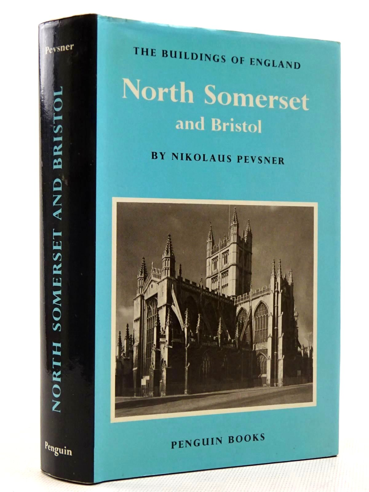 Photo of NORTH SOMERSET AND BRISTOL (BUILDINGS OF ENGLAND)- Stock Number: 2128905