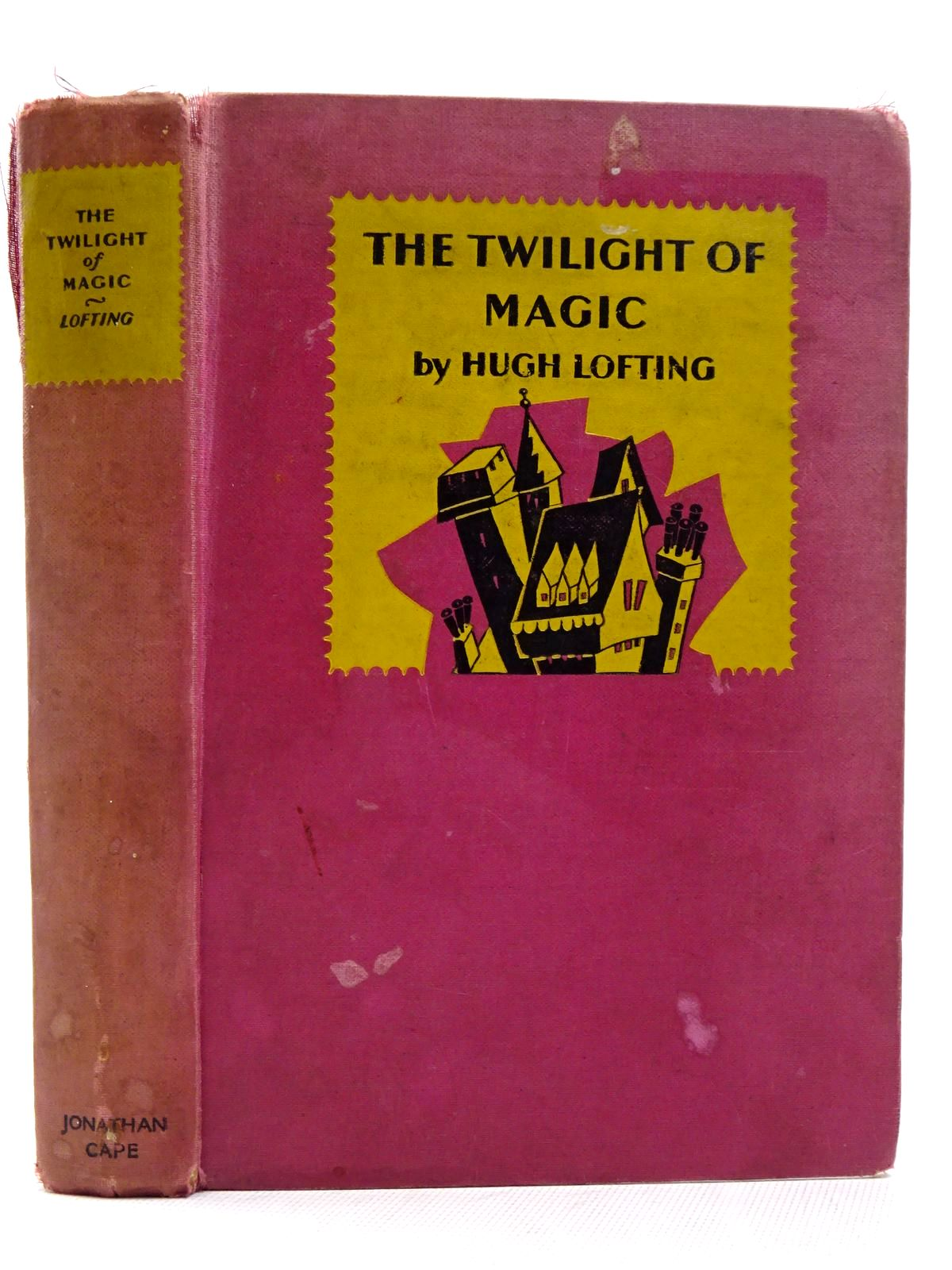 Photo of THE TWILIGHT OF MAGIC written by Lofting, Hugh illustrated by Lenski, Lois published by Jonathan Cape (STOCK CODE: 2128911)  for sale by Stella & Rose's Books