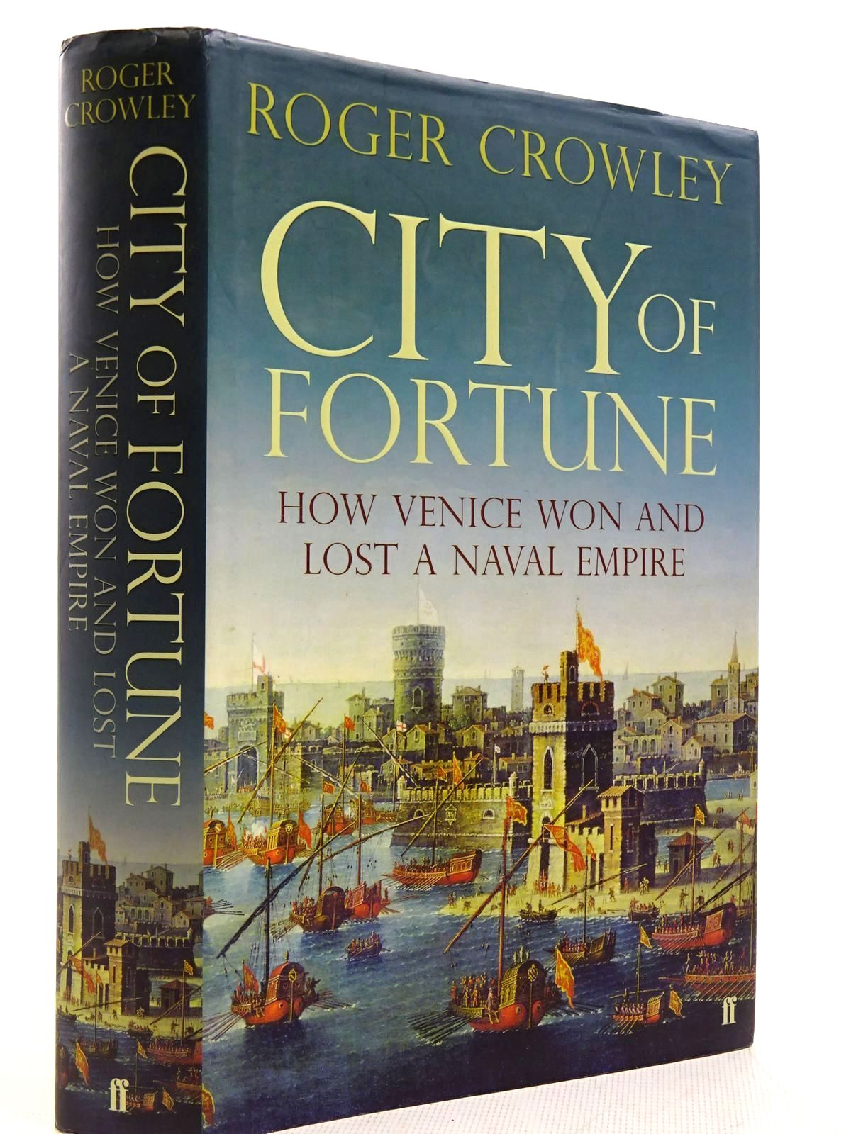 Photo of CITY OF FORTUNE written by Crowley, Roger published by Faber & Faber (STOCK CODE: 2128930)  for sale by Stella & Rose's Books