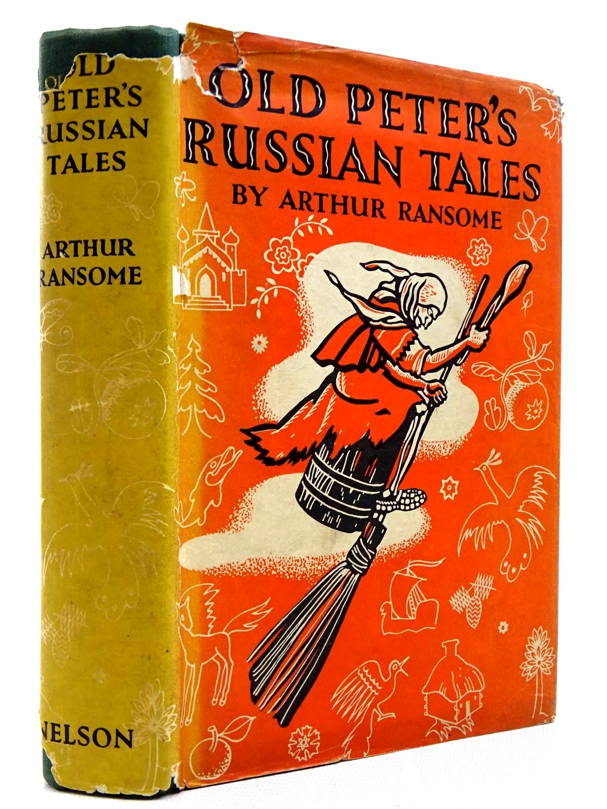 Photo of OLD PETER'S RUSSIAN TALES- Stock Number: 2128937