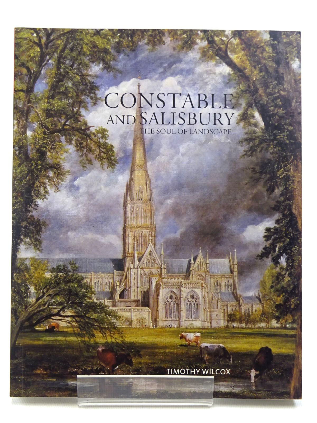Photo of CONSTABLE AND SALISBURY THE SOUL OF LANDSCAPE- Stock Number: 2128988